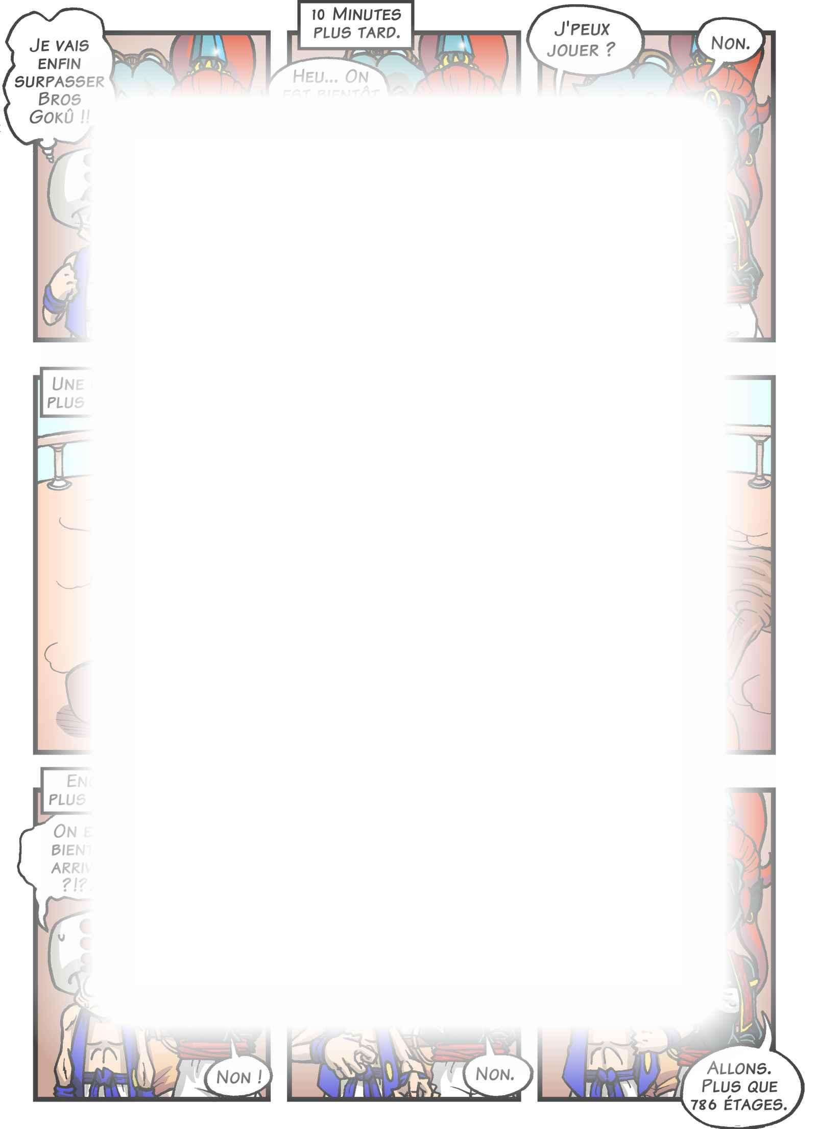 Super Dragon Bros Z : Chapitre 2 page 9
