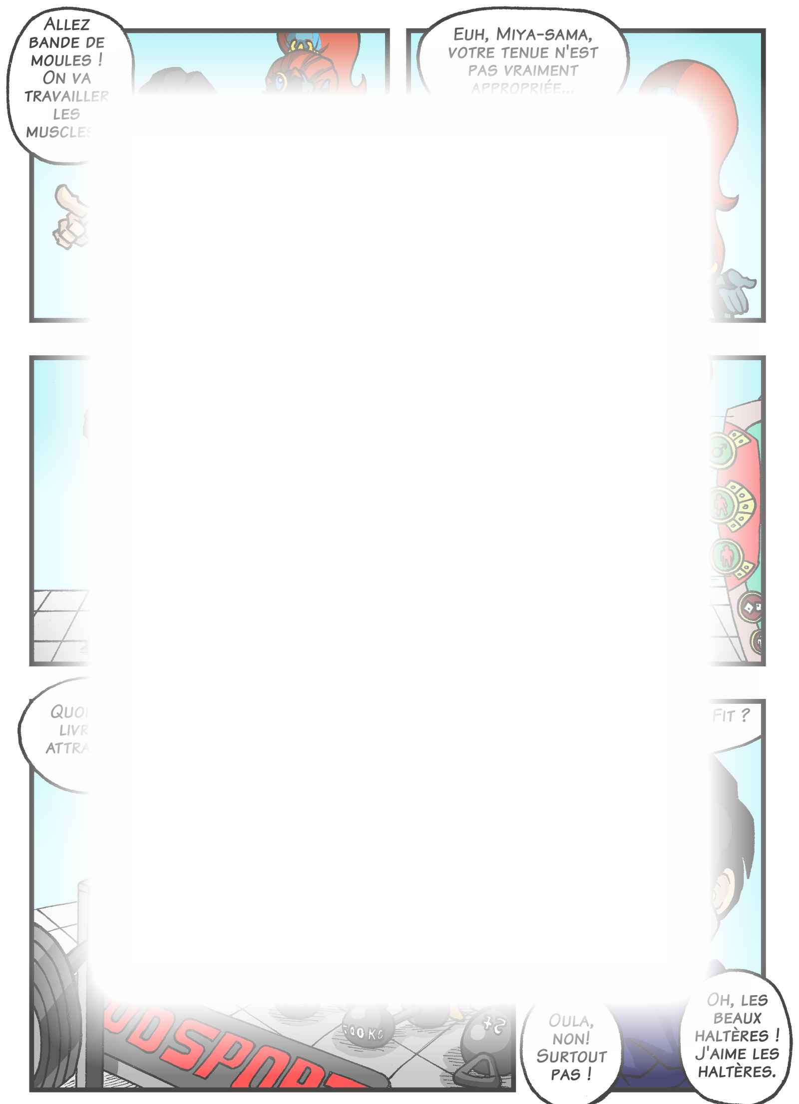 Super Dragon Bros Z : Chapitre 2 page 15