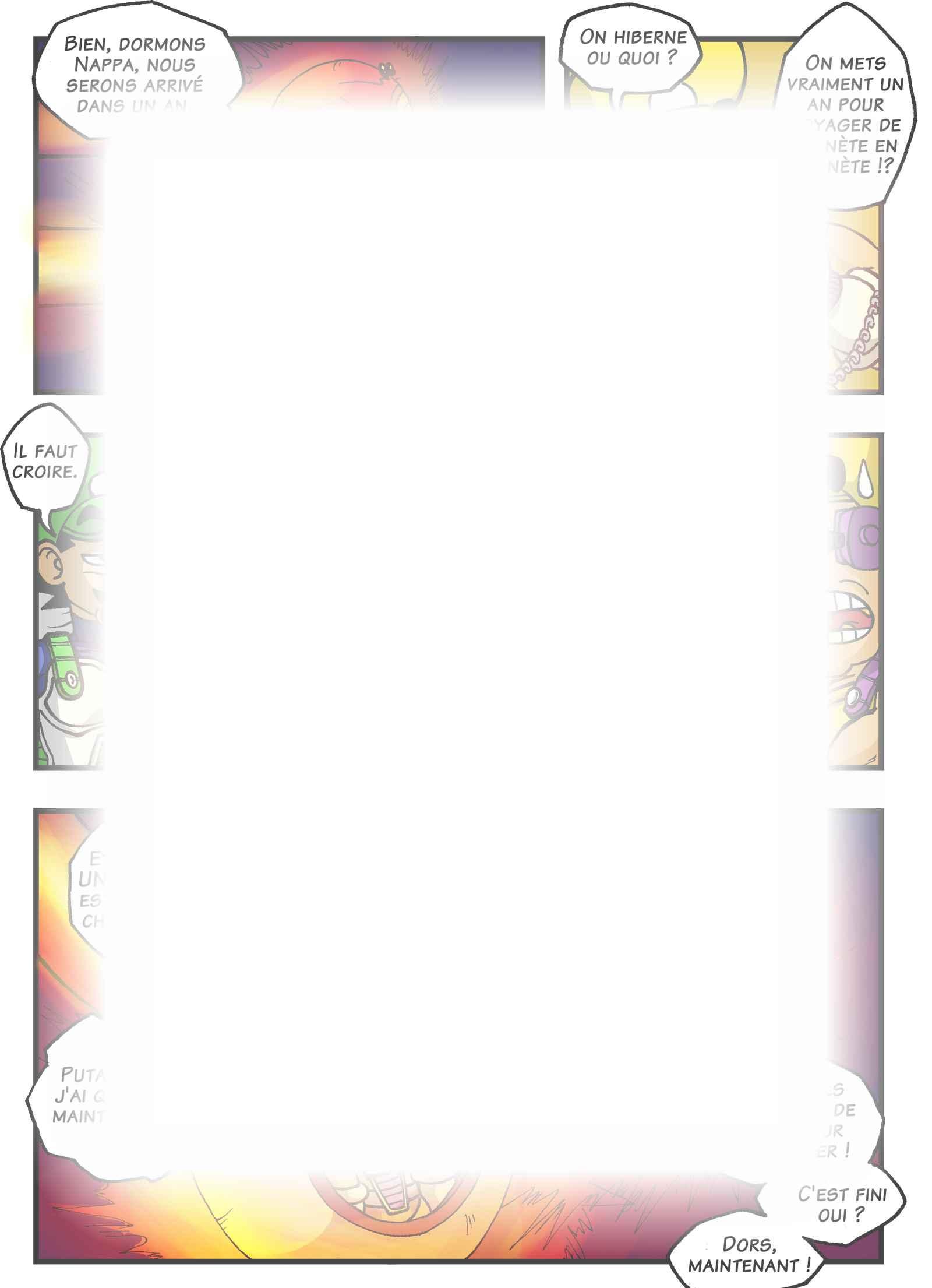 Super Dragon Bros Z : Chapitre 2 page 16