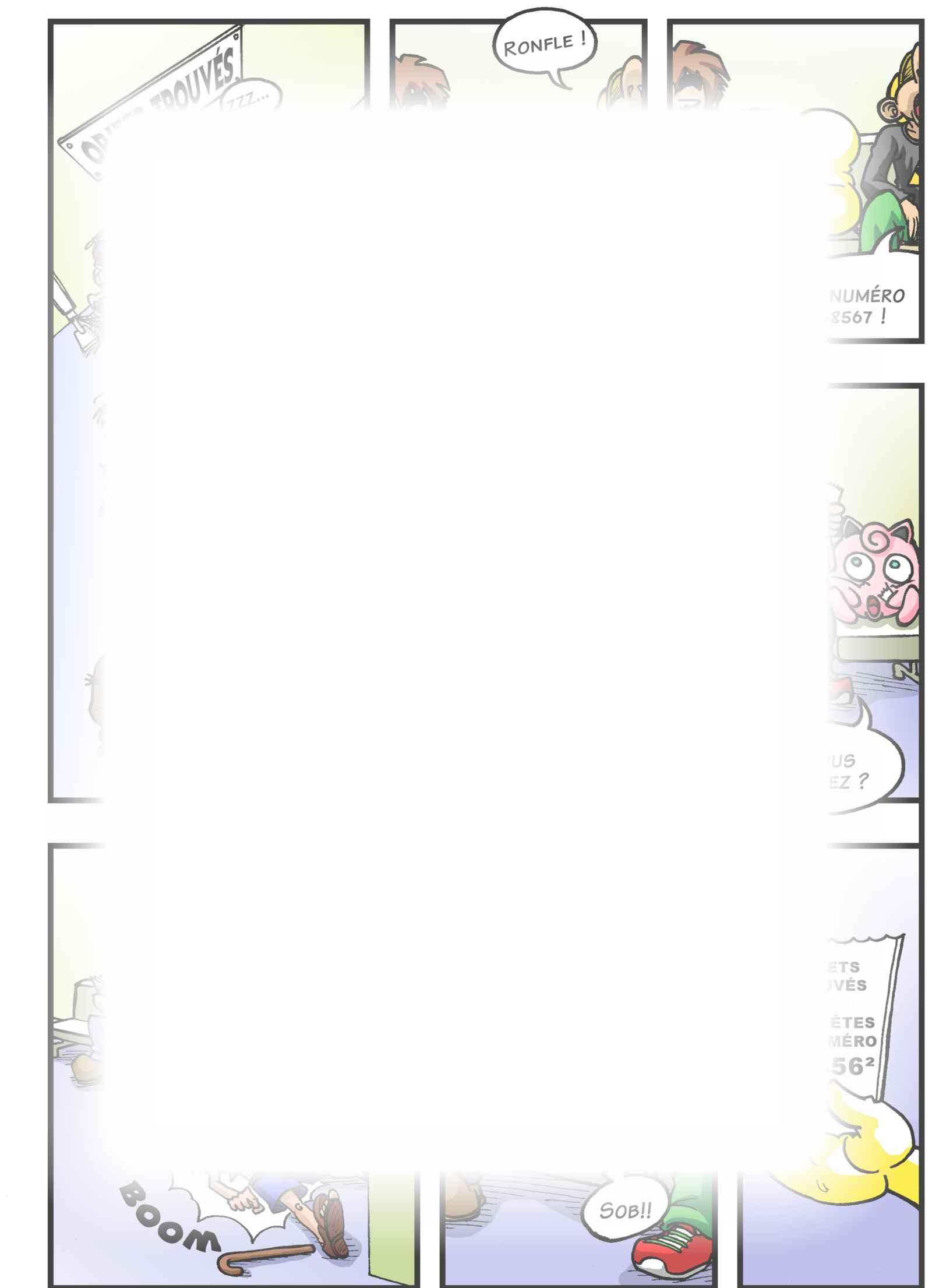 Super Dragon Bros Z : Chapitre 2 page 17