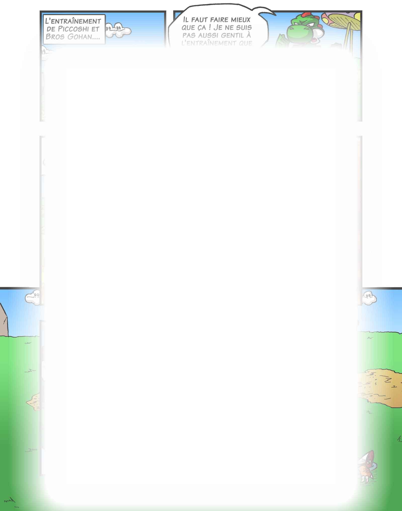 Super Dragon Bros Z : Chapitre 2 page 18