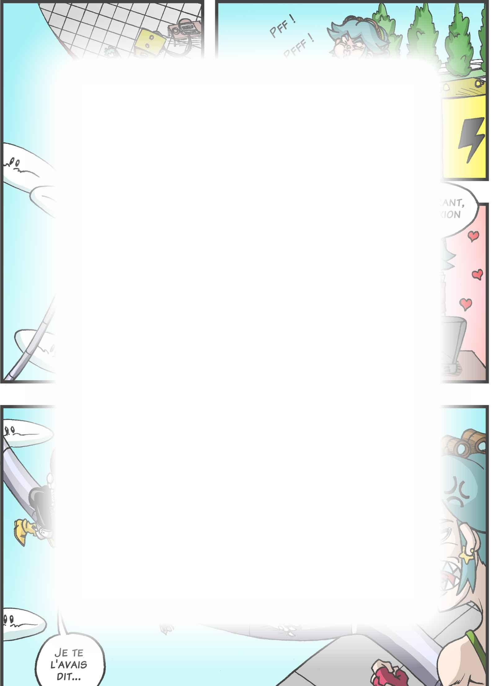 Super Dragon Bros Z : Chapitre 2 page 19