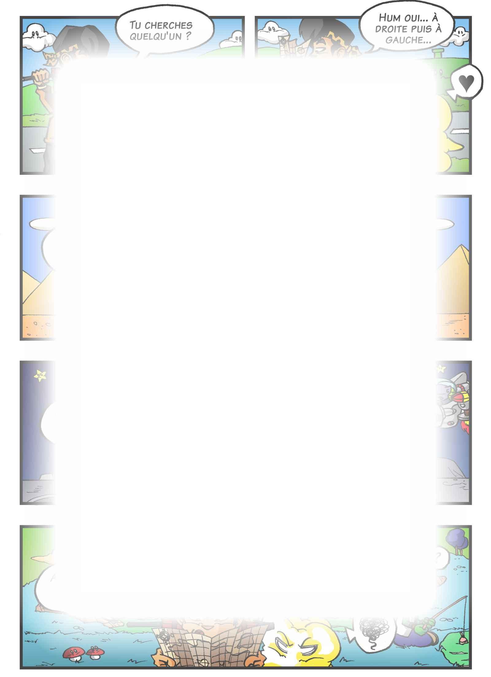 Super Dragon Bros Z : Chapitre 2 page 20