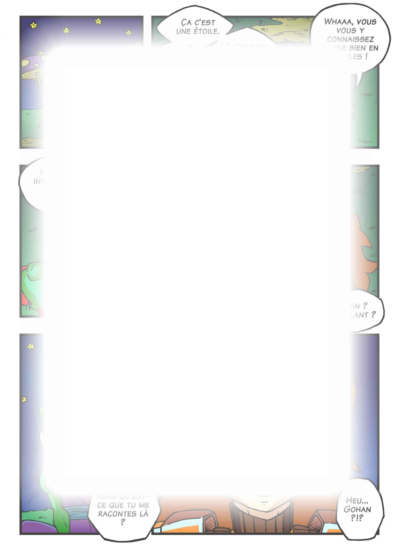 Super Dragon Bros Z : Chapitre 3 page 2