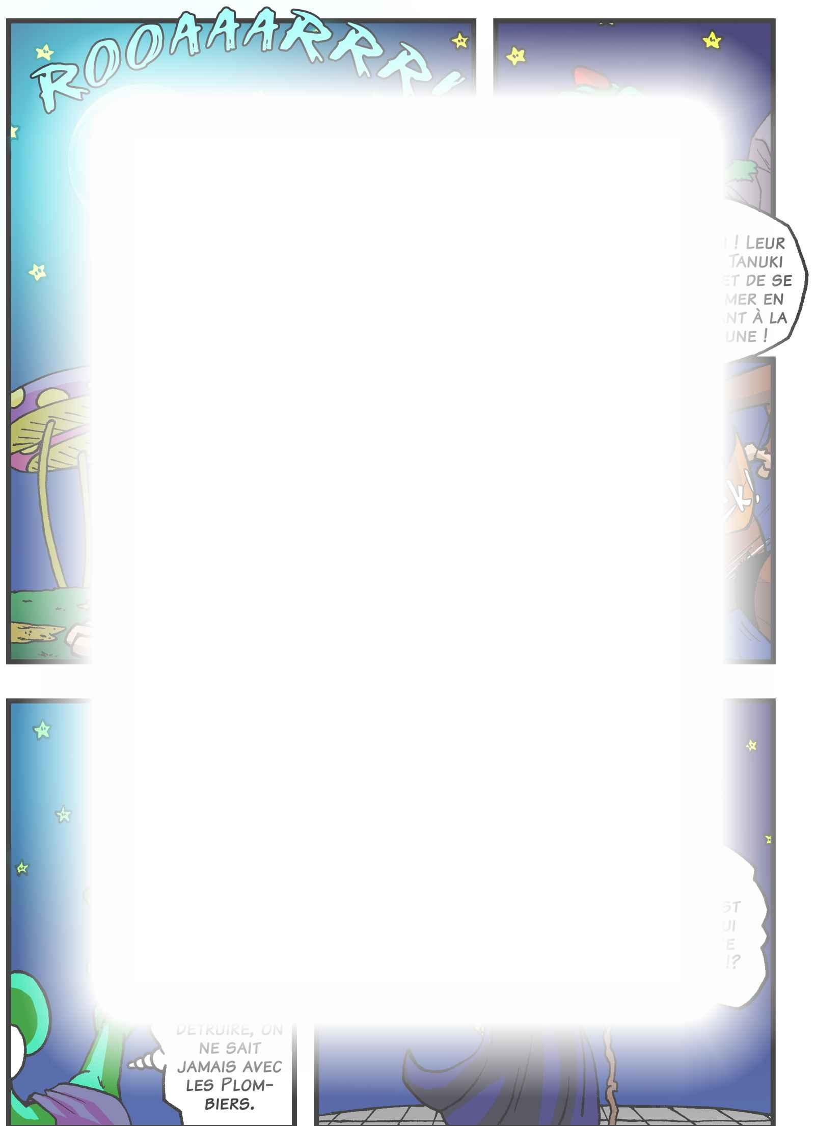 Super Dragon Bros Z : Chapitre 3 page 3