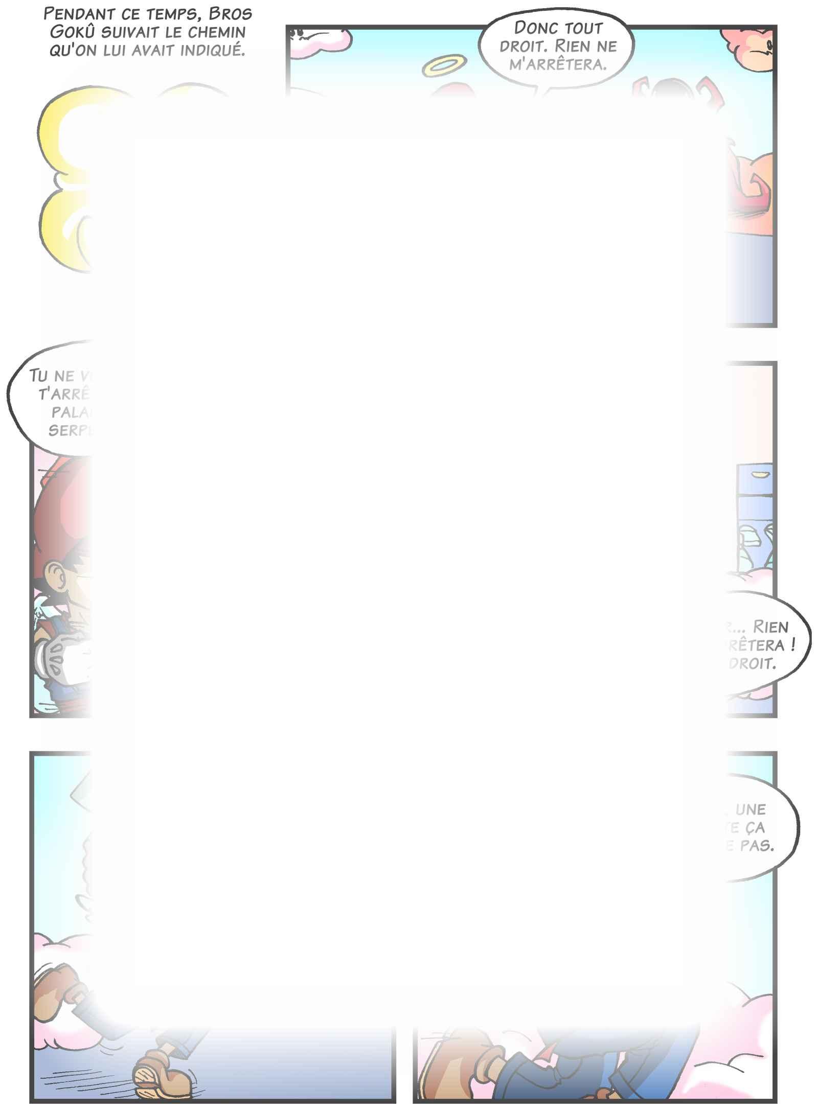 Super Dragon Bros Z : Chapitre 3 page 6