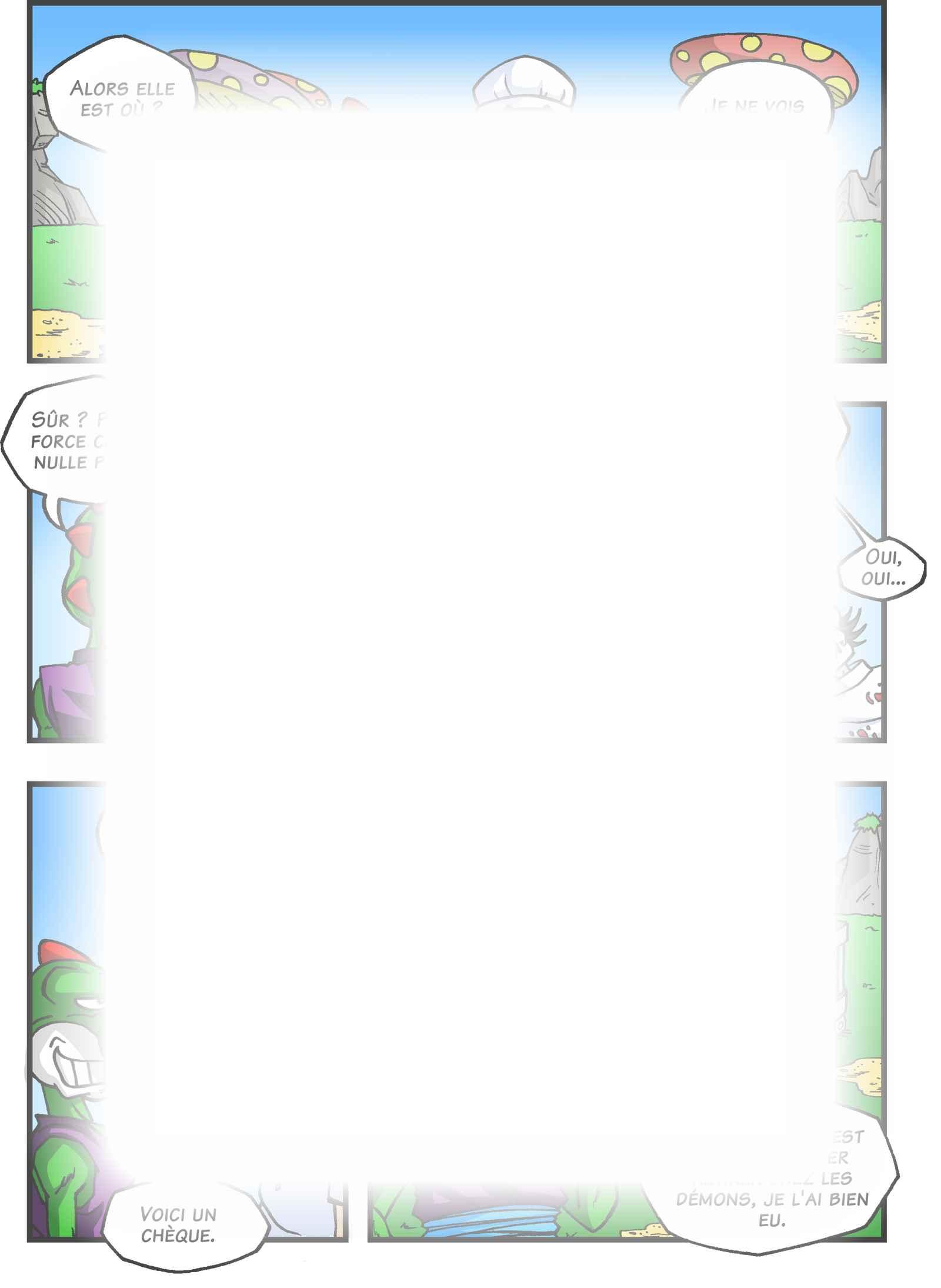 Super Dragon Bros Z : Chapitre 3 page 7