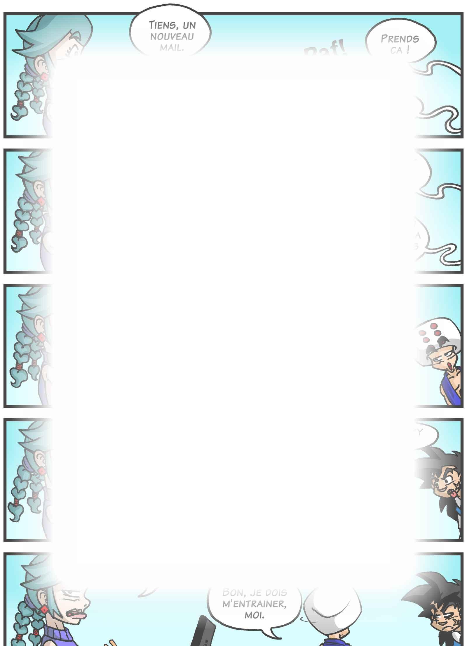 Super Dragon Bros Z : Chapitre 3 page 8