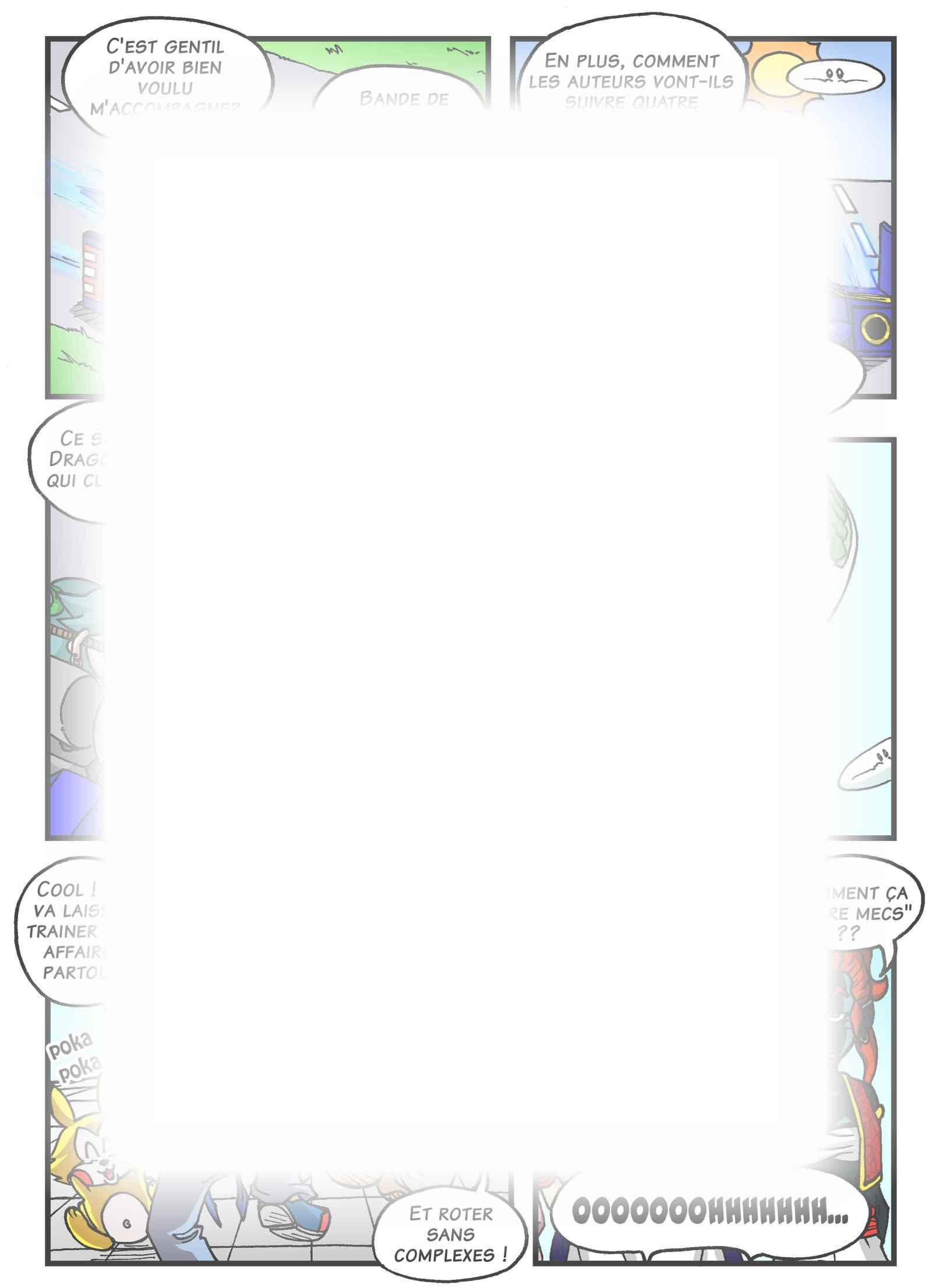 Super Dragon Bros Z : Chapitre 3 page 9
