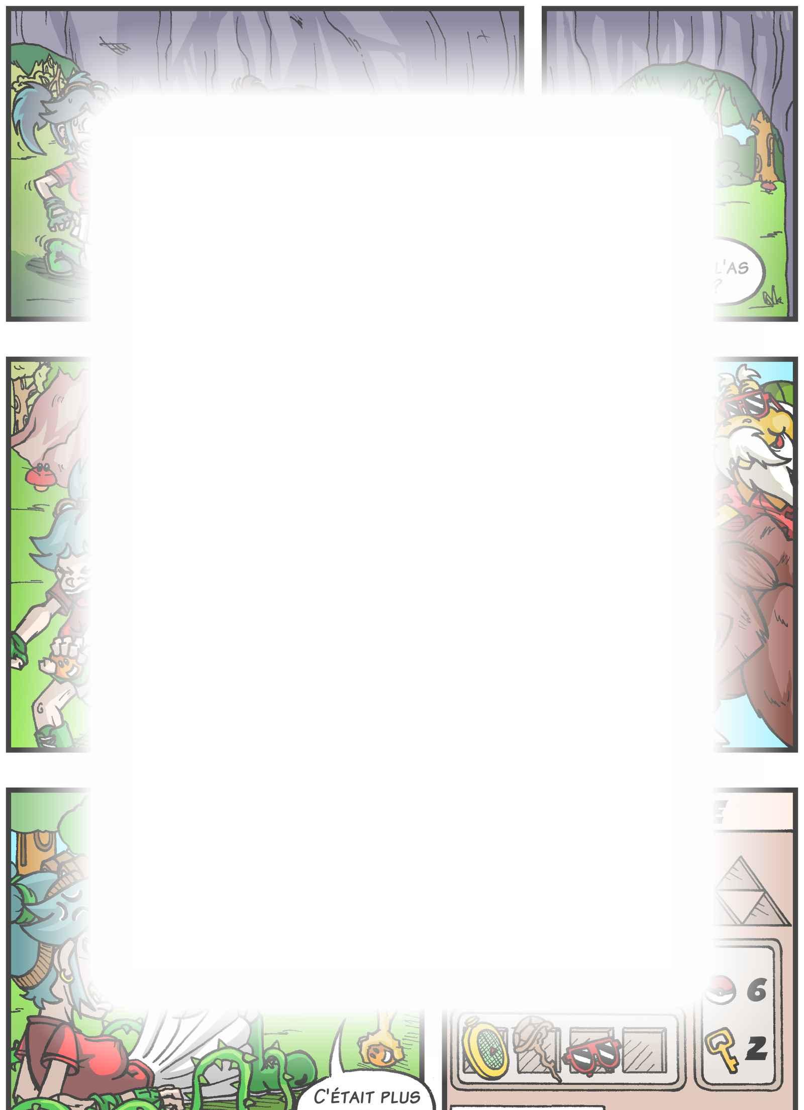 Super Dragon Bros Z : Chapitre 3 page 12