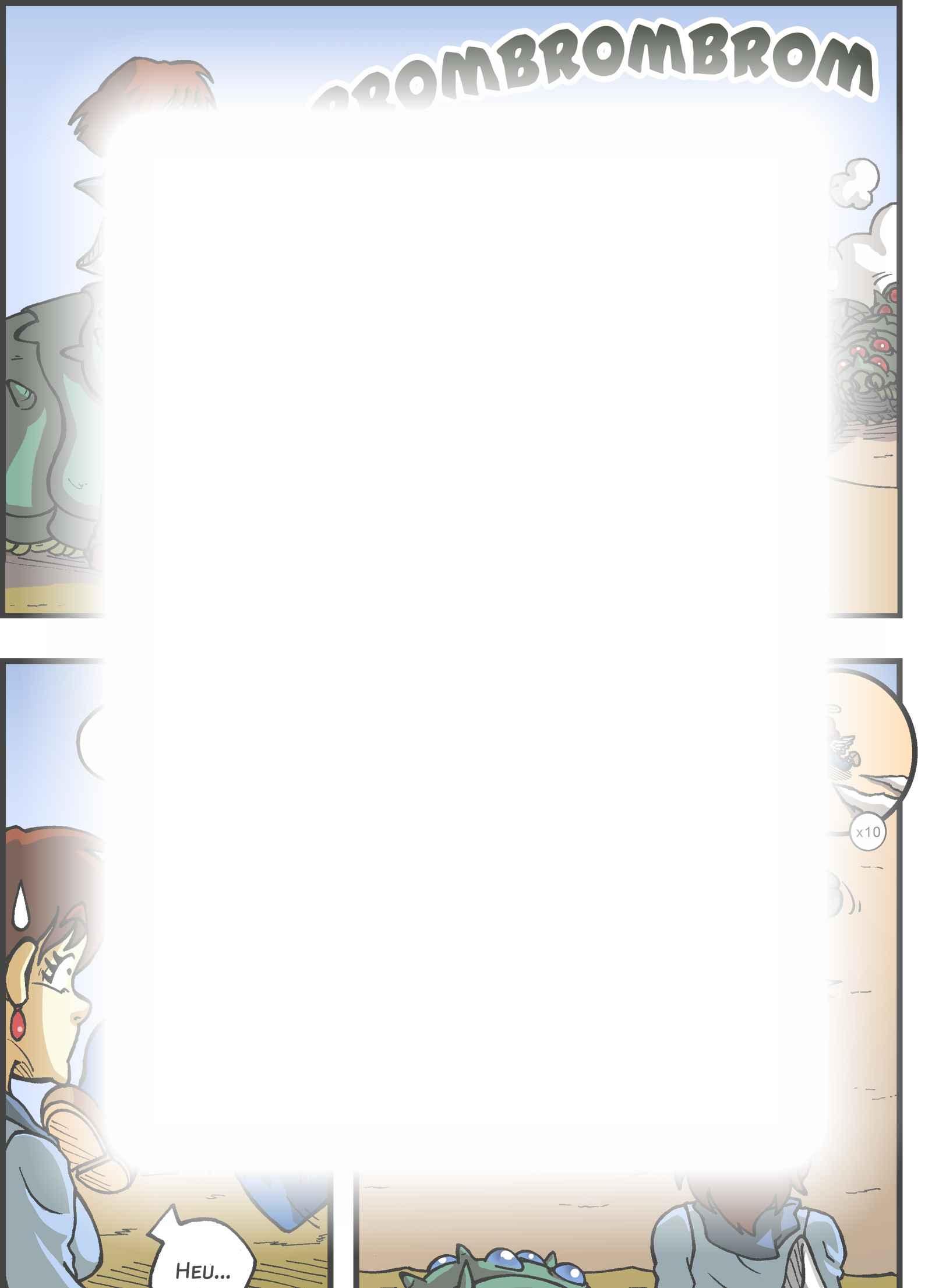 Super Dragon Bros Z : Chapitre 3 page 13