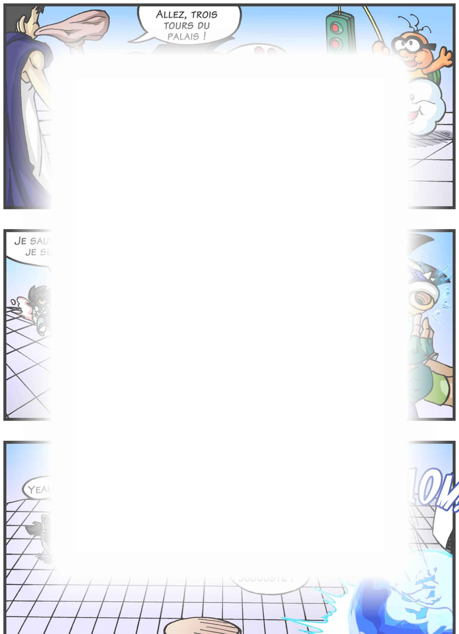 Super Dragon Bros Z : Chapitre 3 page 16