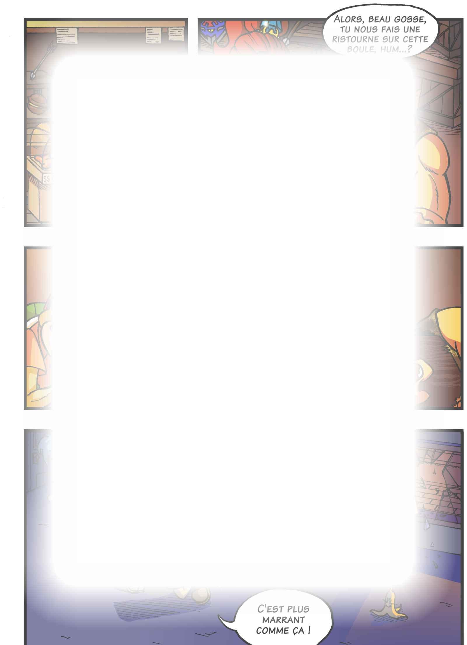 Super Dragon Bros Z : Chapitre 3 page 17
