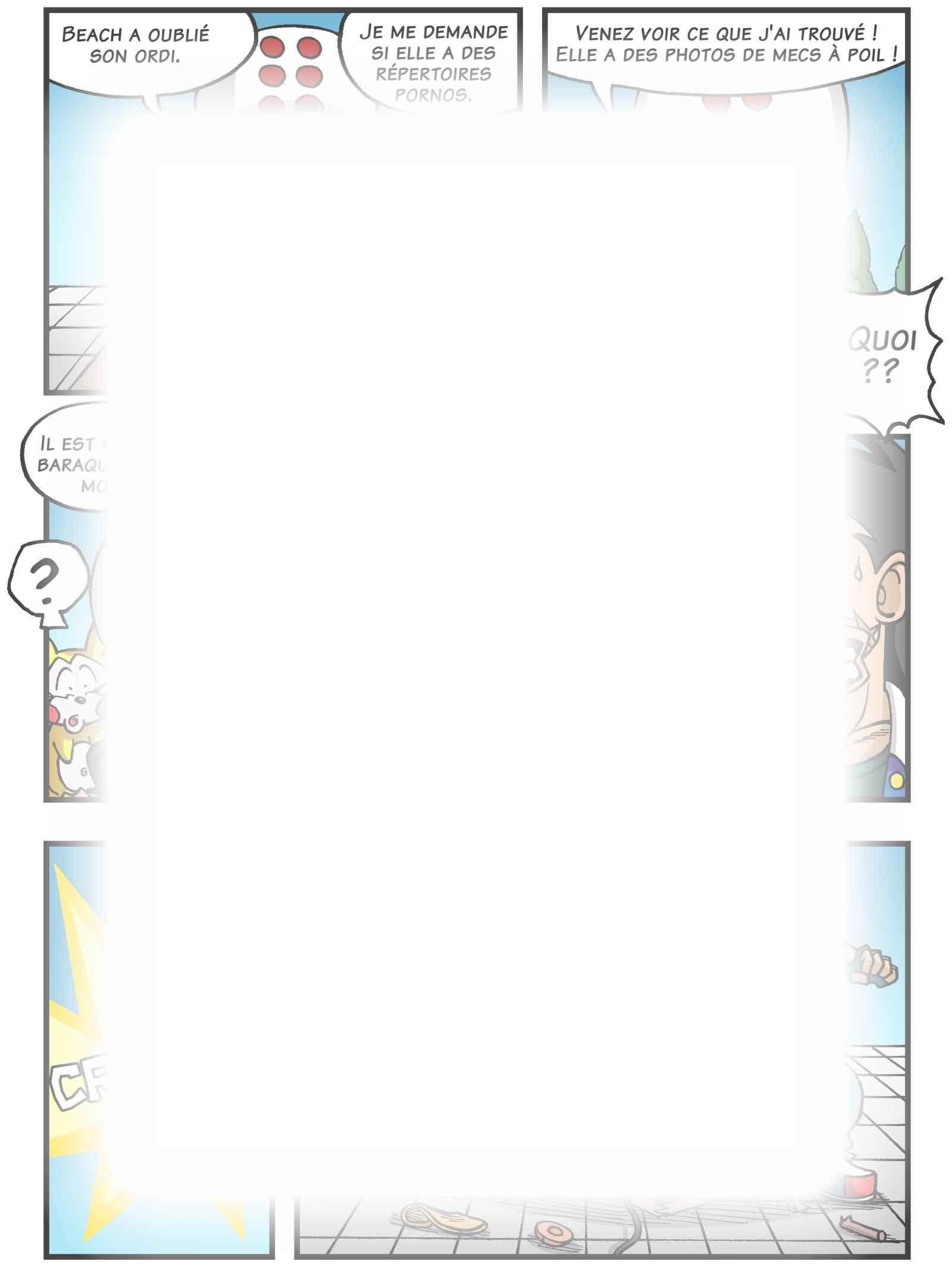 Super Dragon Bros Z : Chapitre 3 page 19
