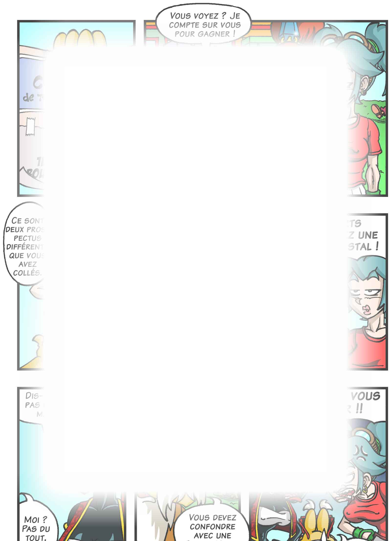 Super Dragon Bros Z : Chapitre 3 page 20