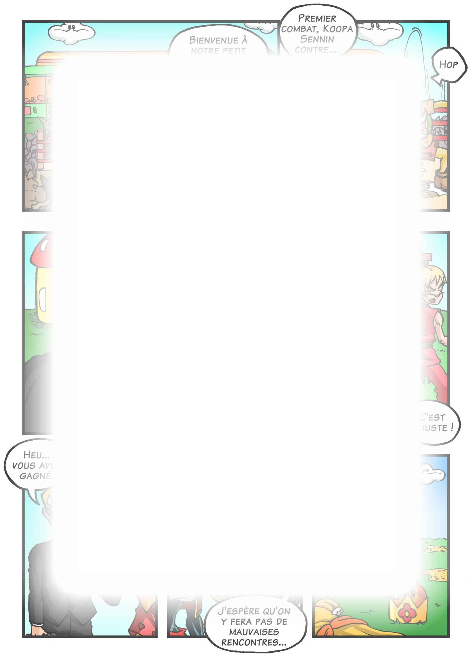 Super Dragon Bros Z : Chapitre 3 page 21