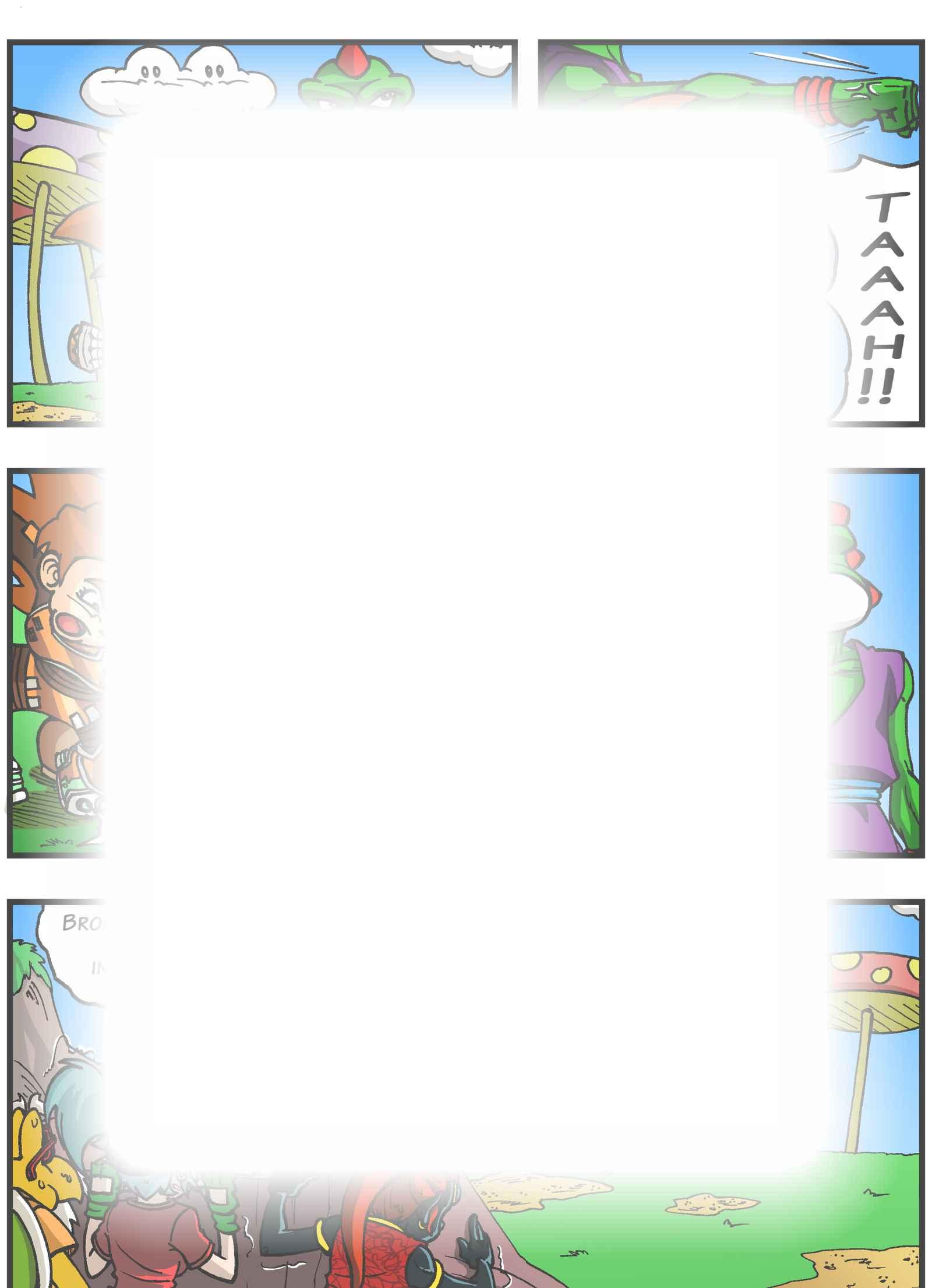 Super Dragon Bros Z : Chapitre 4 page 2