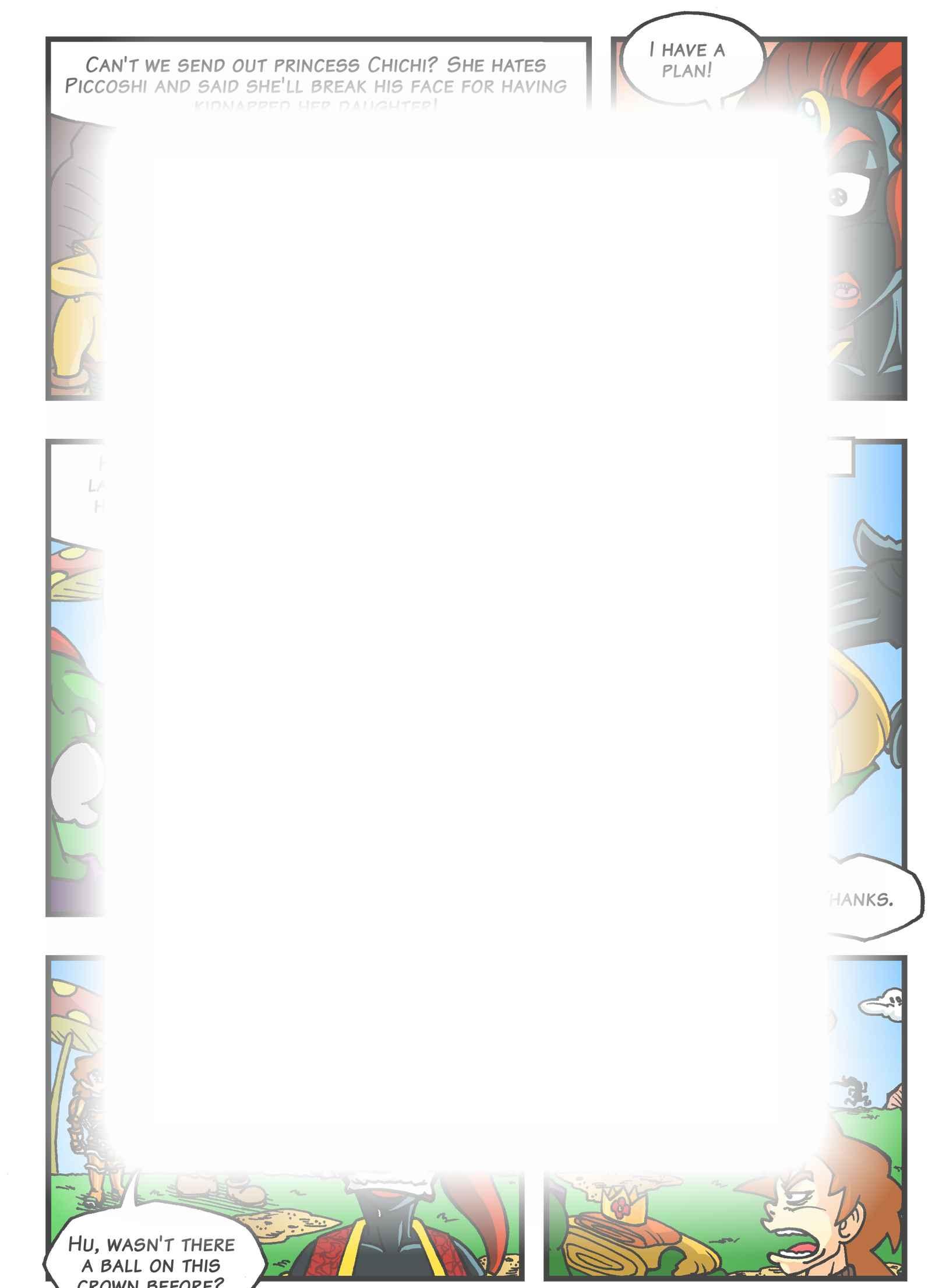 Super Dragon Bros Z : Chapitre 4 page 3