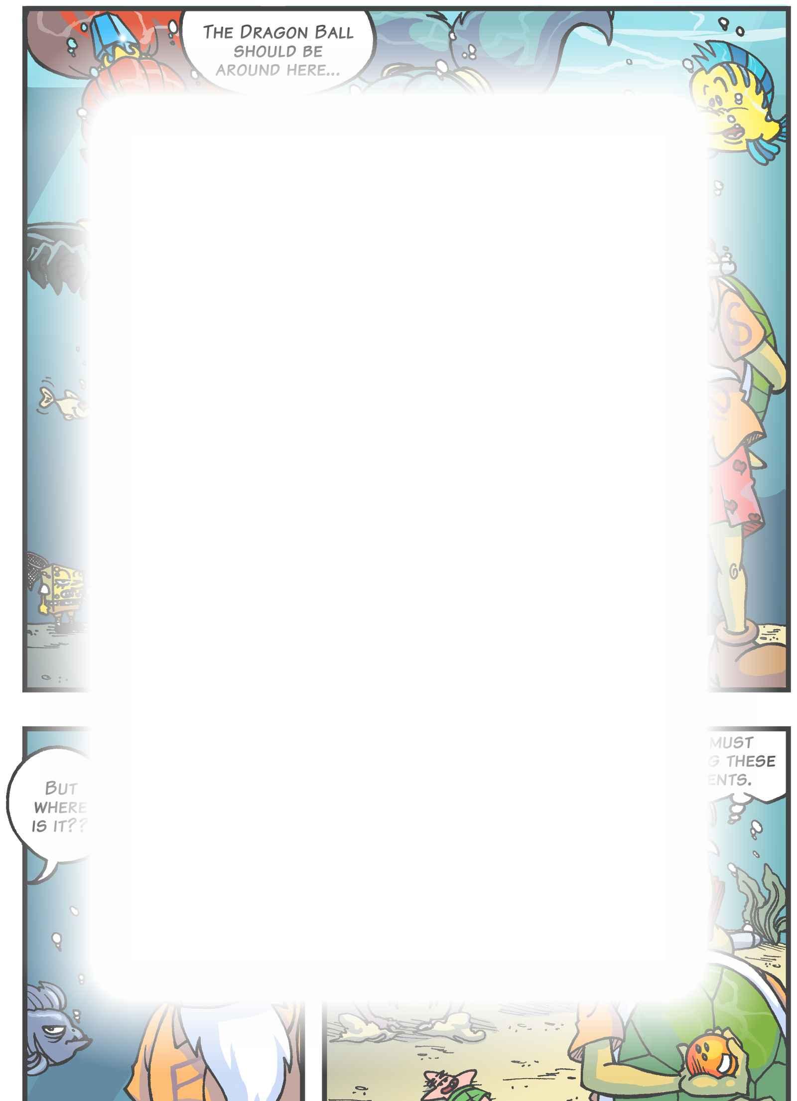 Super Dragon Bros Z : Chapitre 4 page 7