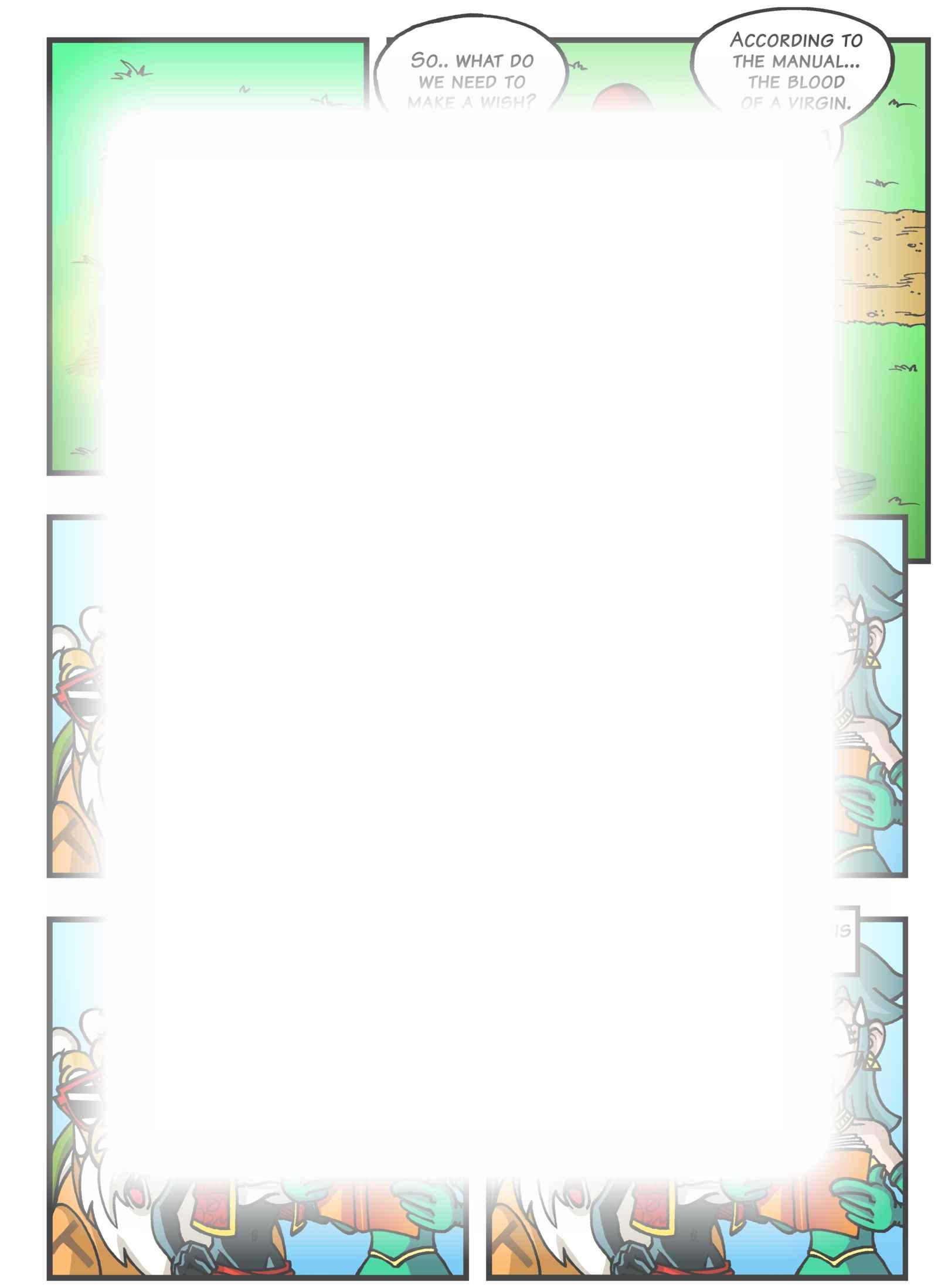 Super Dragon Bros Z : チャプター 4 ページ 14