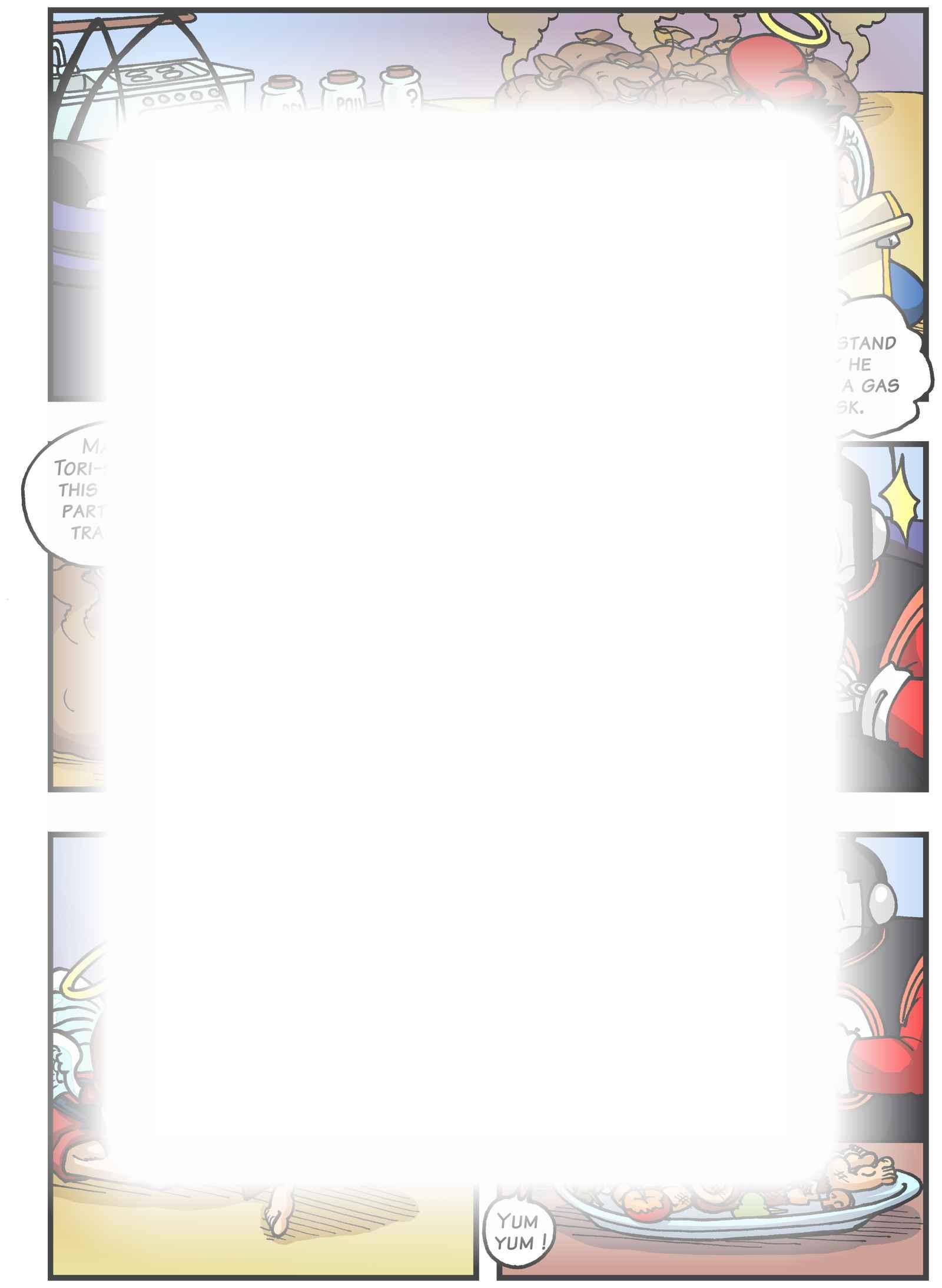 Super Dragon Bros Z : Chapitre 4 page 16