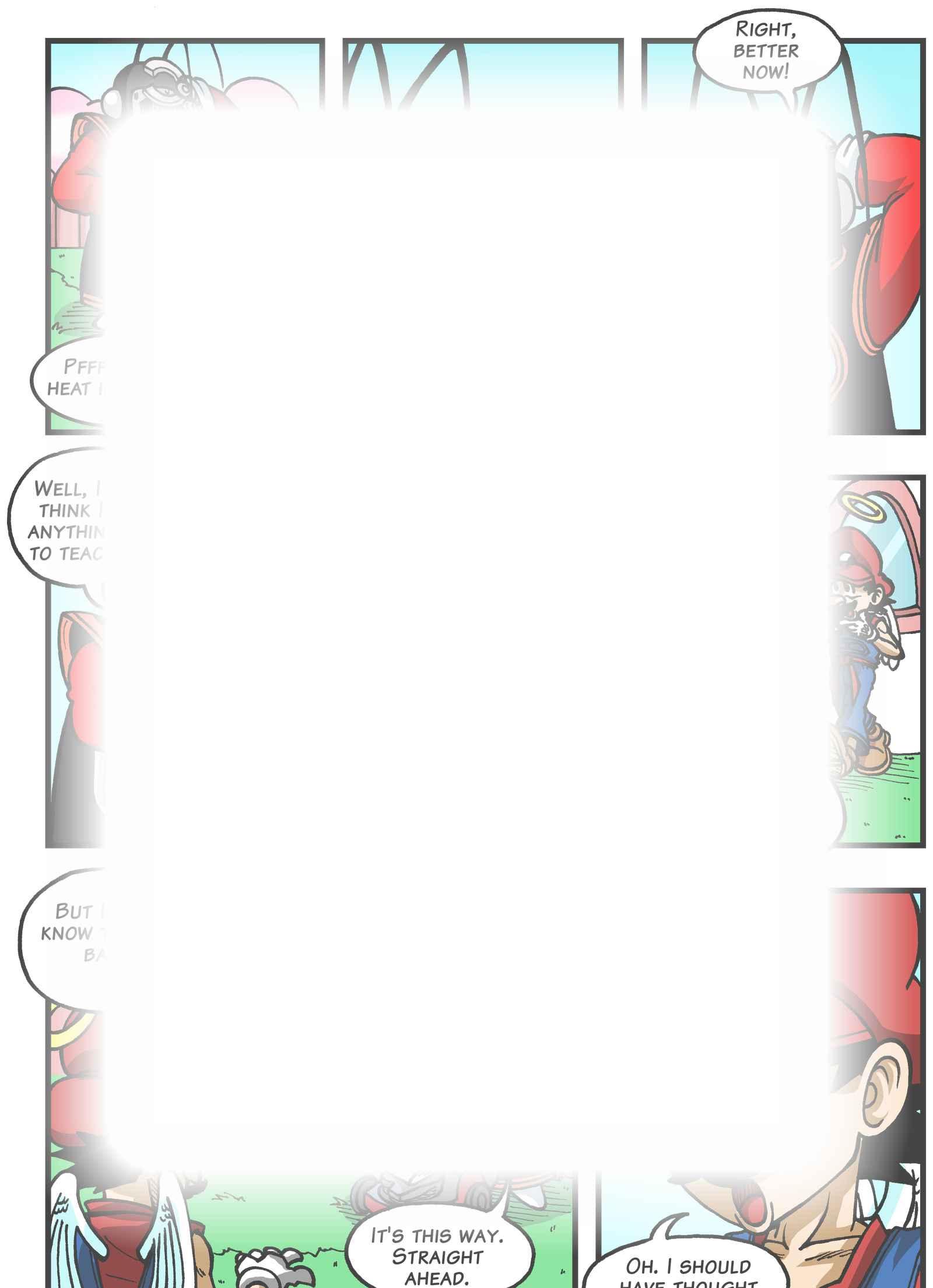 Super Dragon Bros Z : チャプター 4 ページ 19