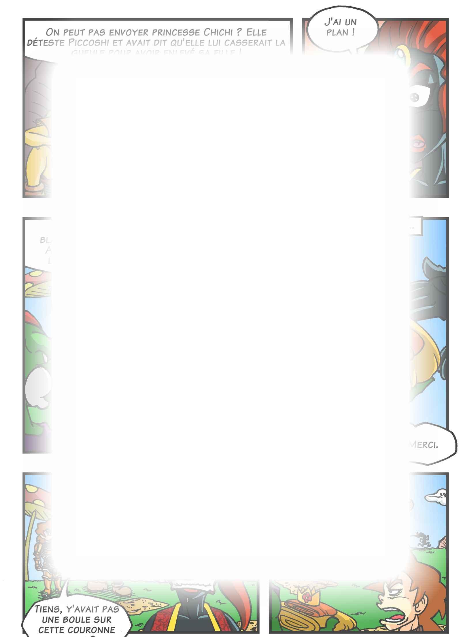 Super Dragon Bros Z : チャプター 4 ページ 3