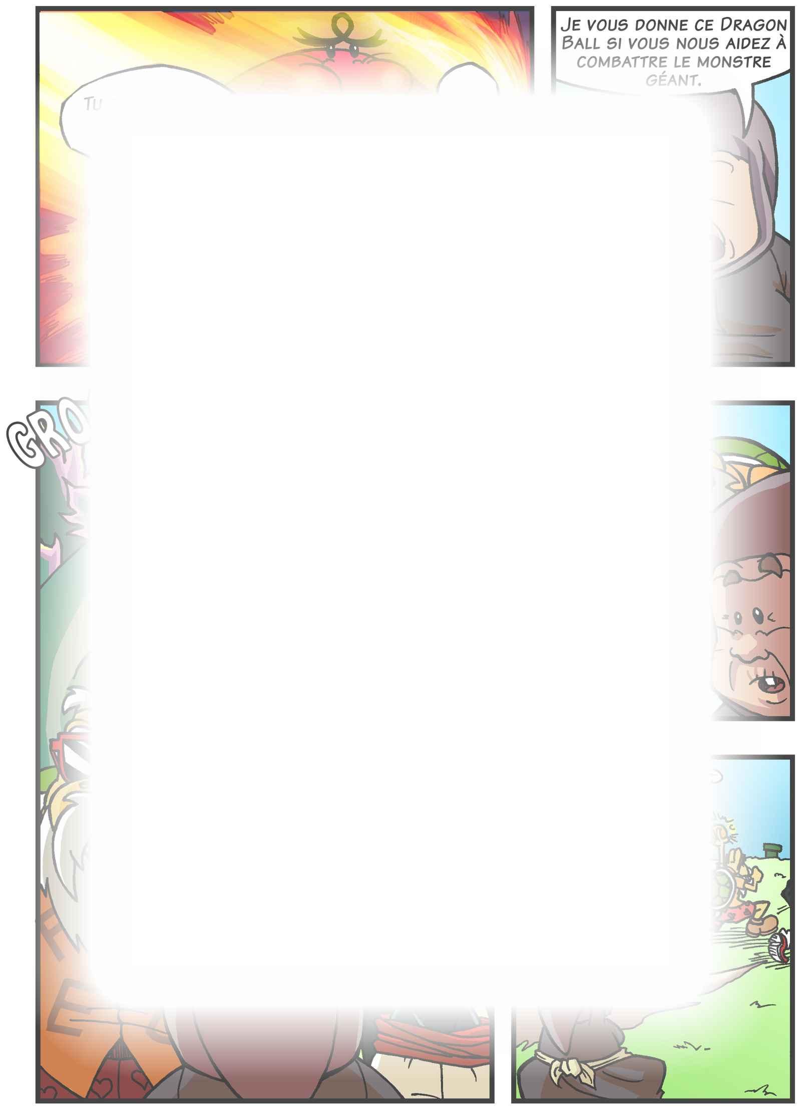Super Dragon Bros Z : Chapitre 4 page 5