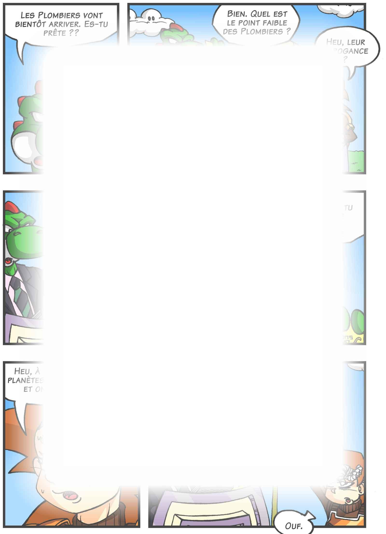 Super Dragon Bros Z : Chapitre 4 page 8
