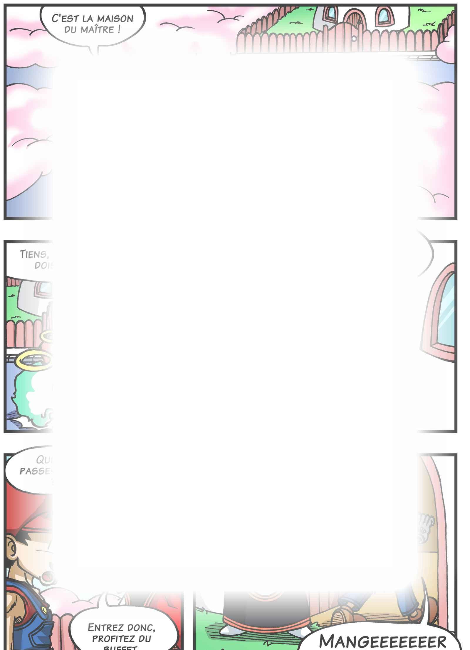 Super Dragon Bros Z : Chapitre 4 page 9