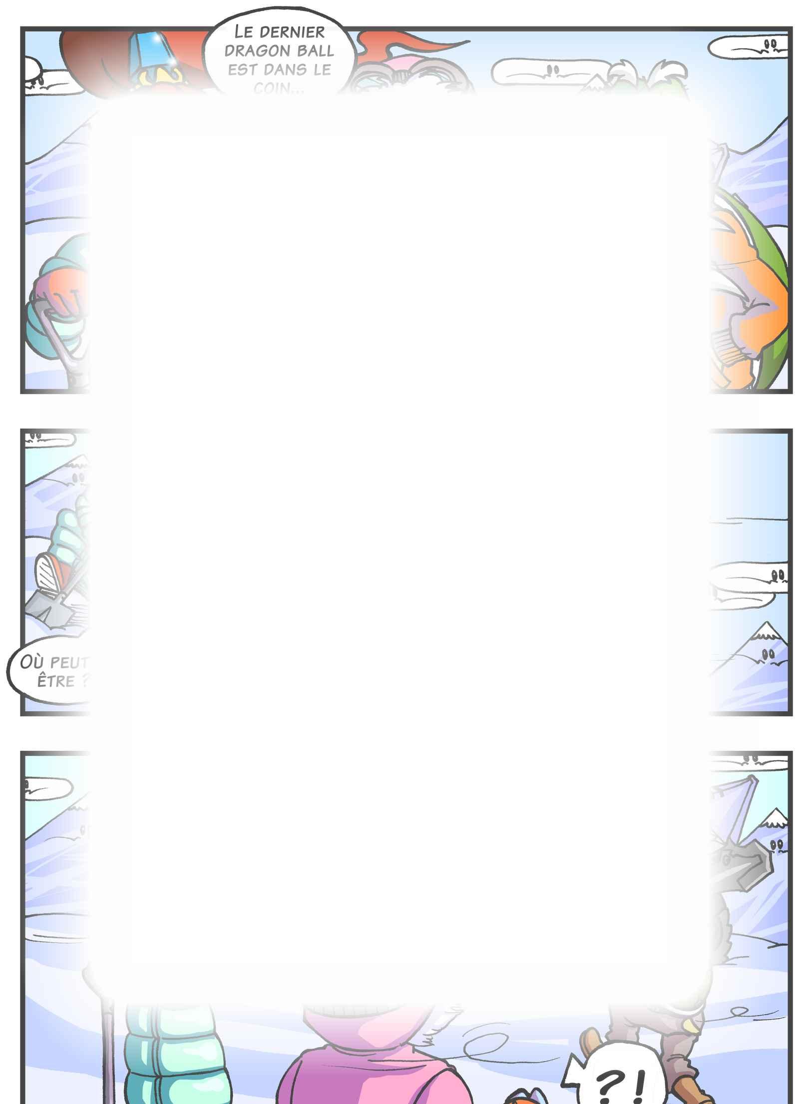 Super Dragon Bros Z : Chapitre 4 page 10