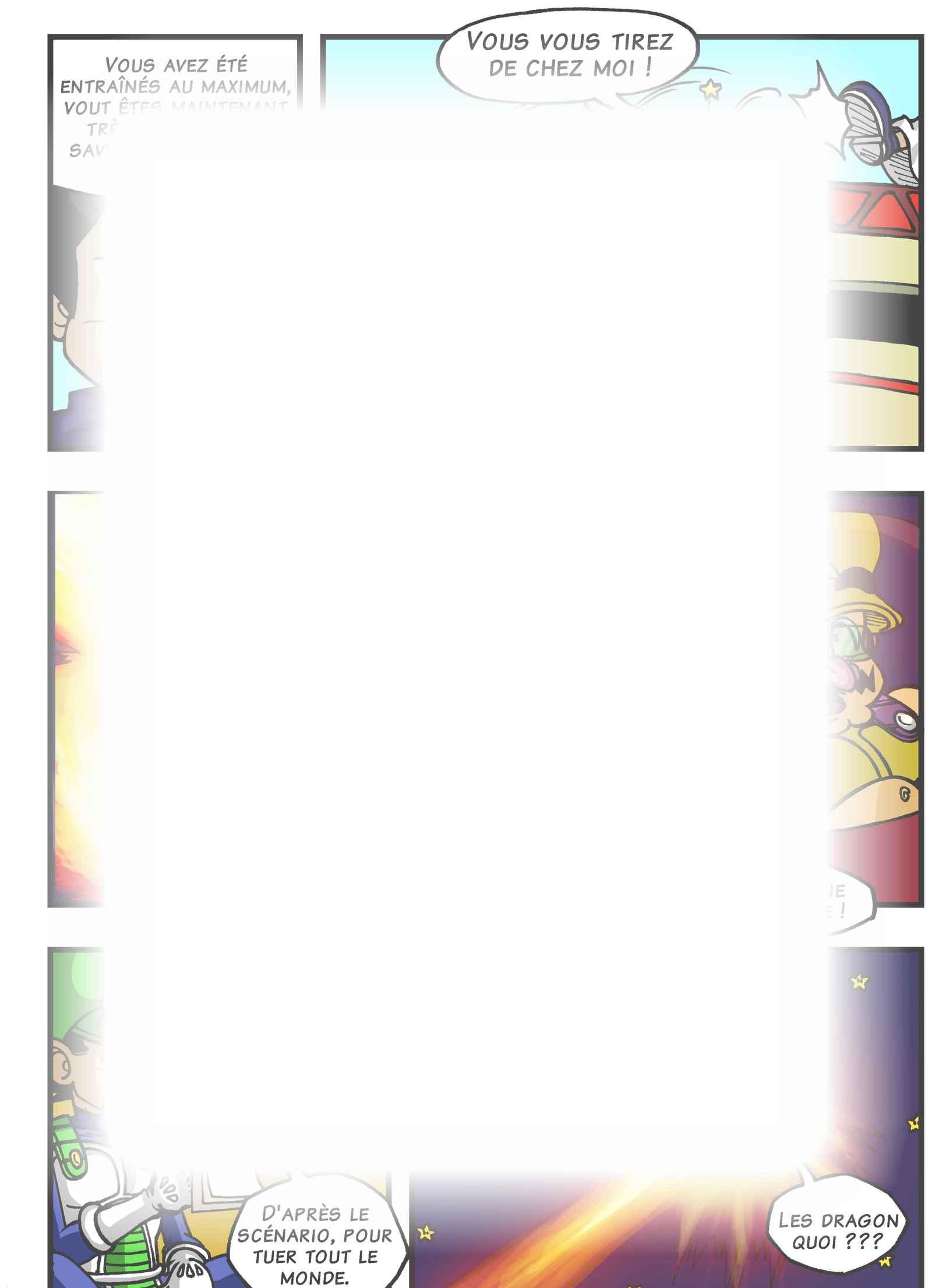 Super Dragon Bros Z : Chapitre 4 page 13