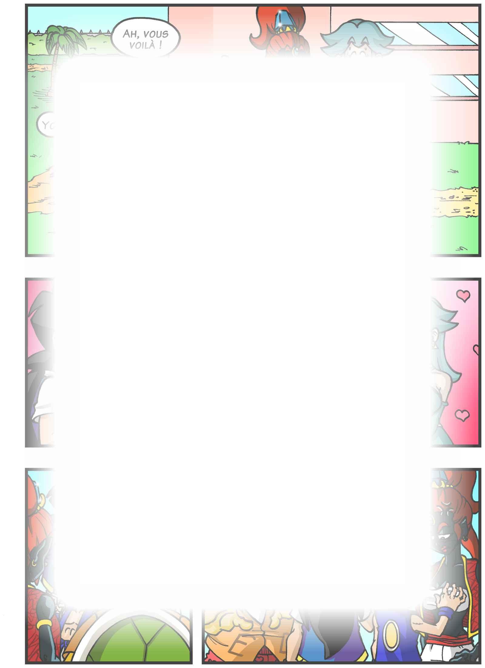 Super Dragon Bros Z : Chapitre 4 page 18