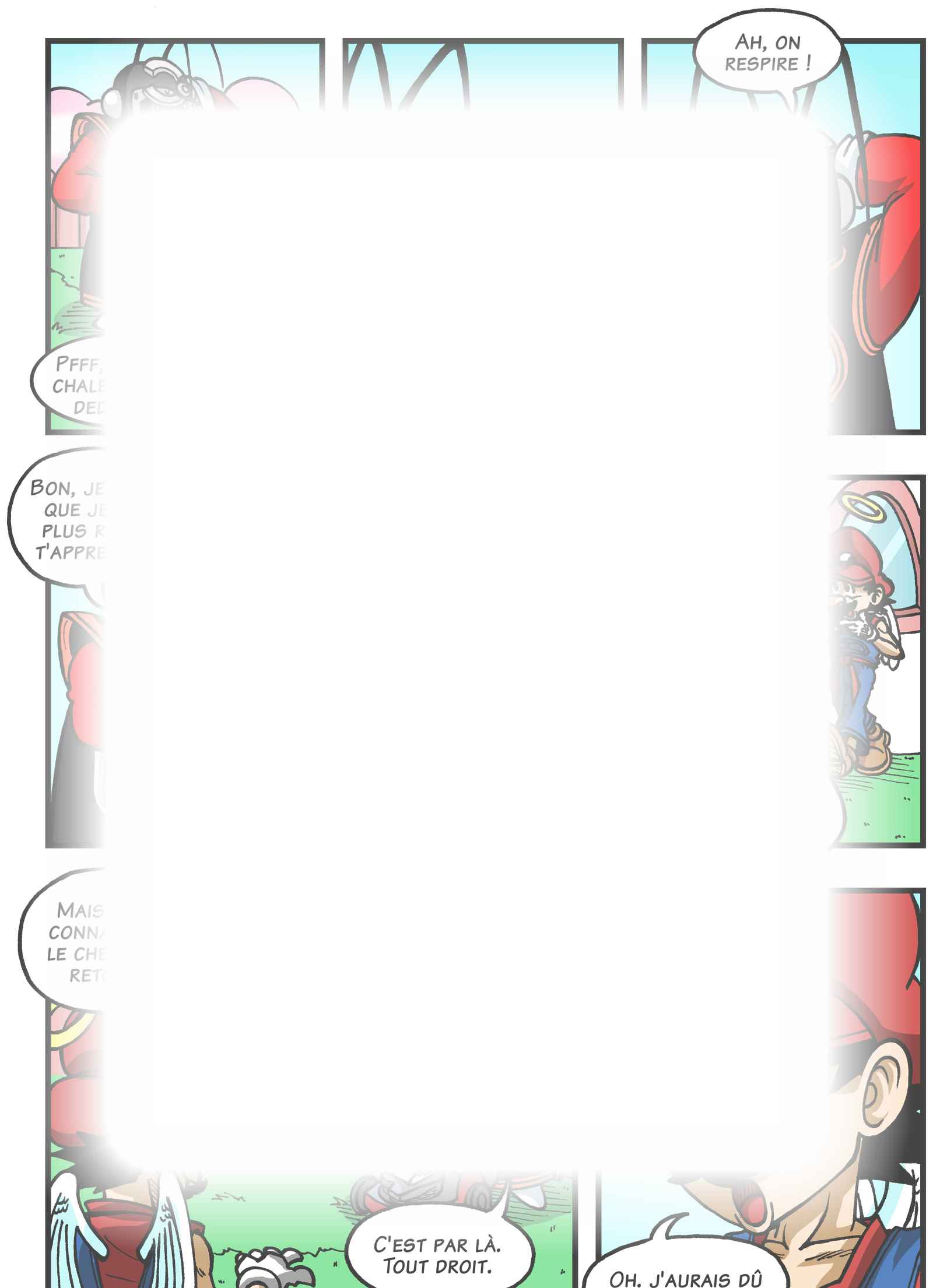 Super Dragon Bros Z : Chapitre 4 page 19