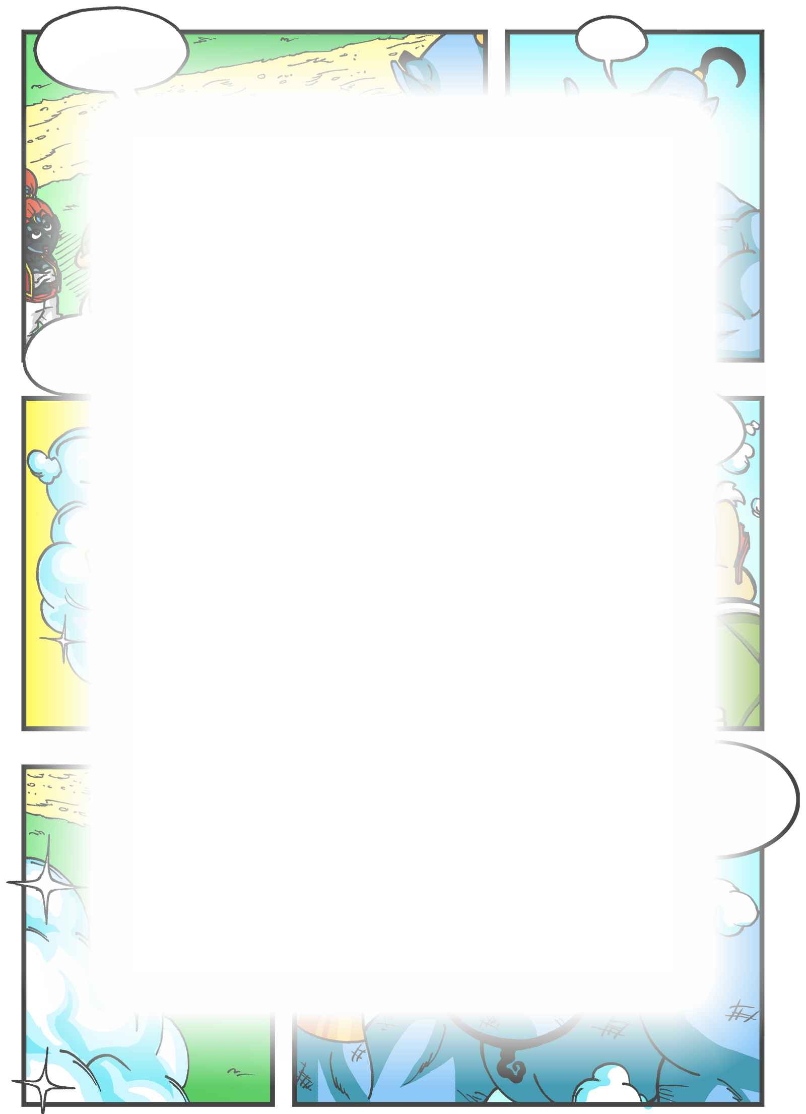 Super Dragon Bros Z : チャプター 5 ページ 6