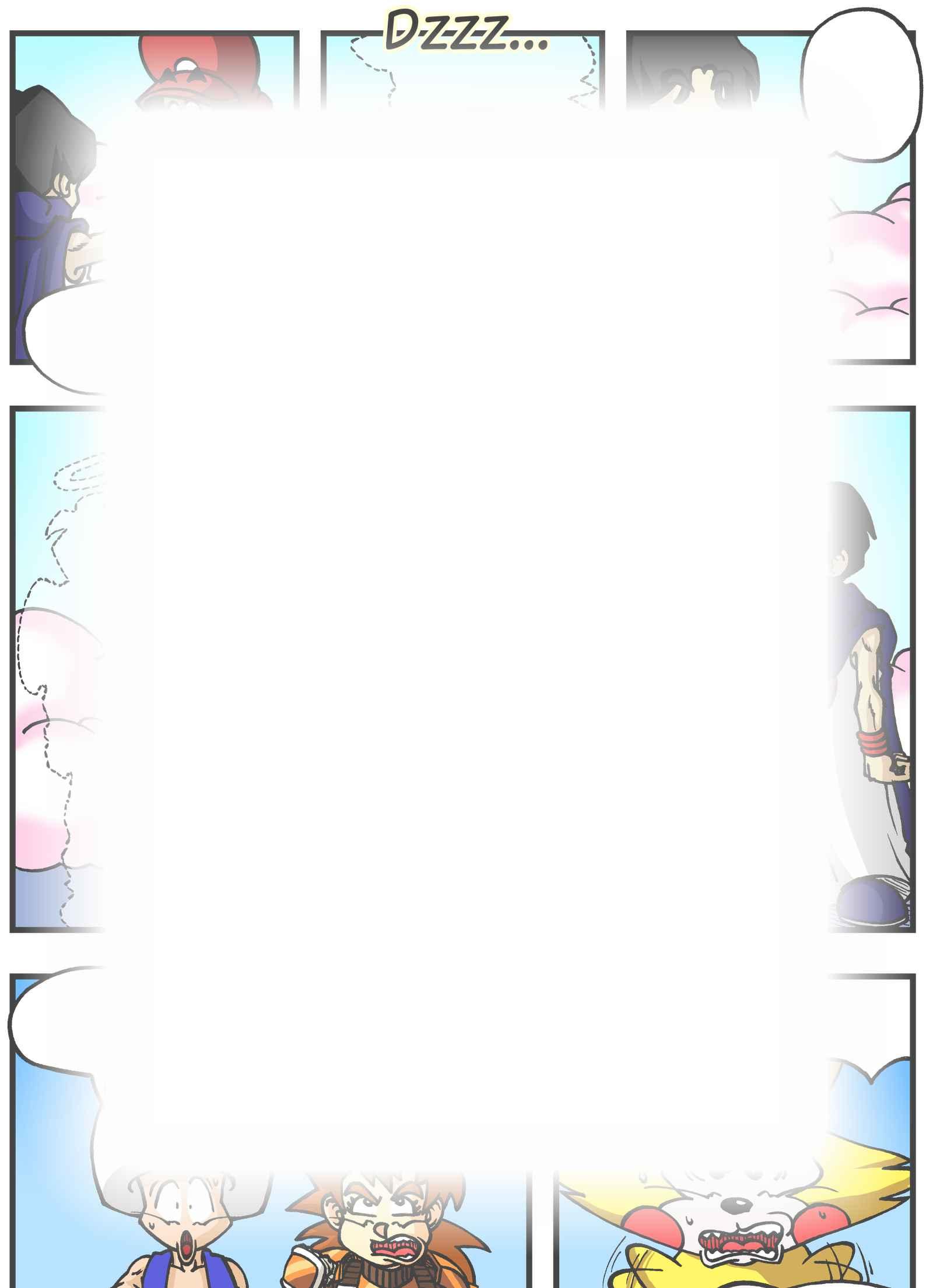 Super Dragon Bros Z : チャプター 5 ページ 12