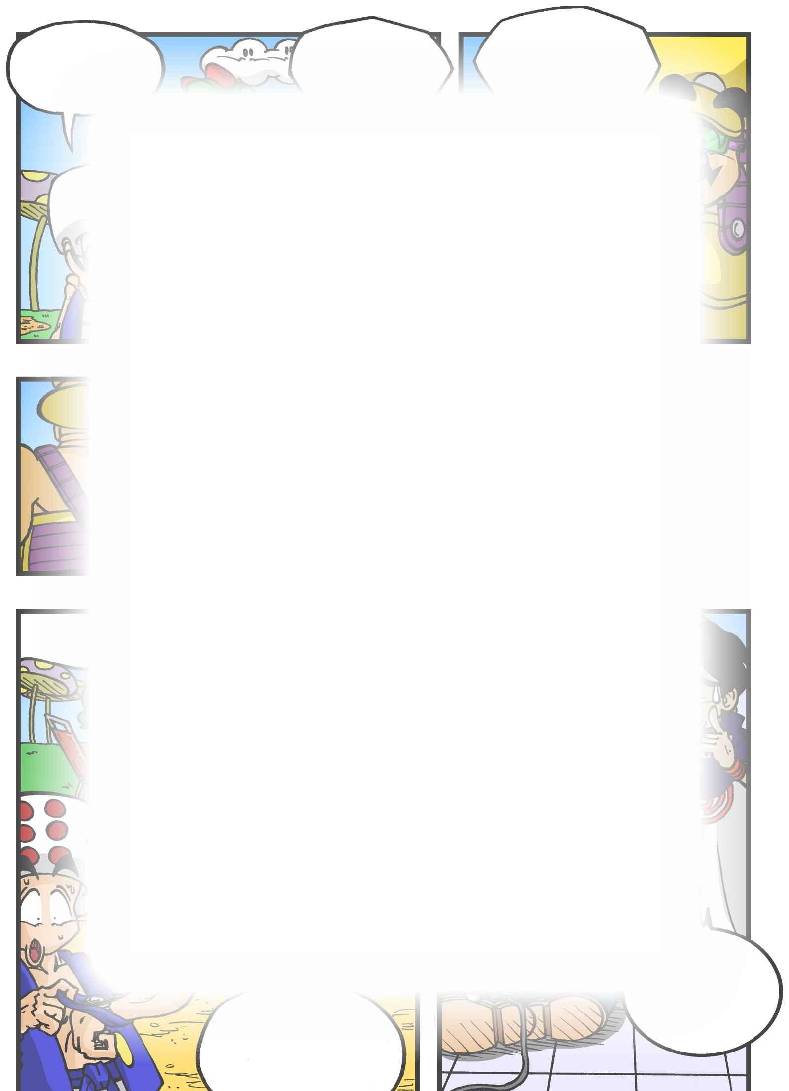 Super Dragon Bros Z : チャプター 5 ページ 14