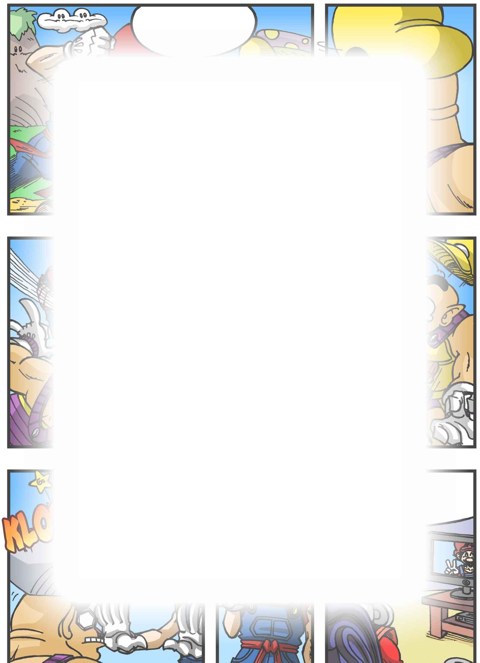 Super Dragon Bros Z : チャプター 5 ページ 19
