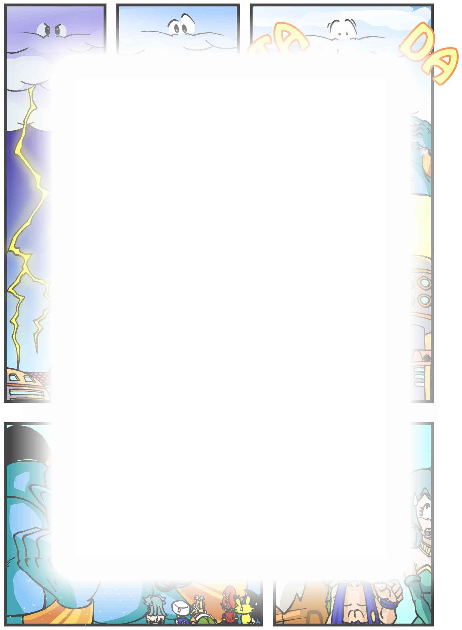 Super Dragon Bros Z : Chapitre 5 page 2