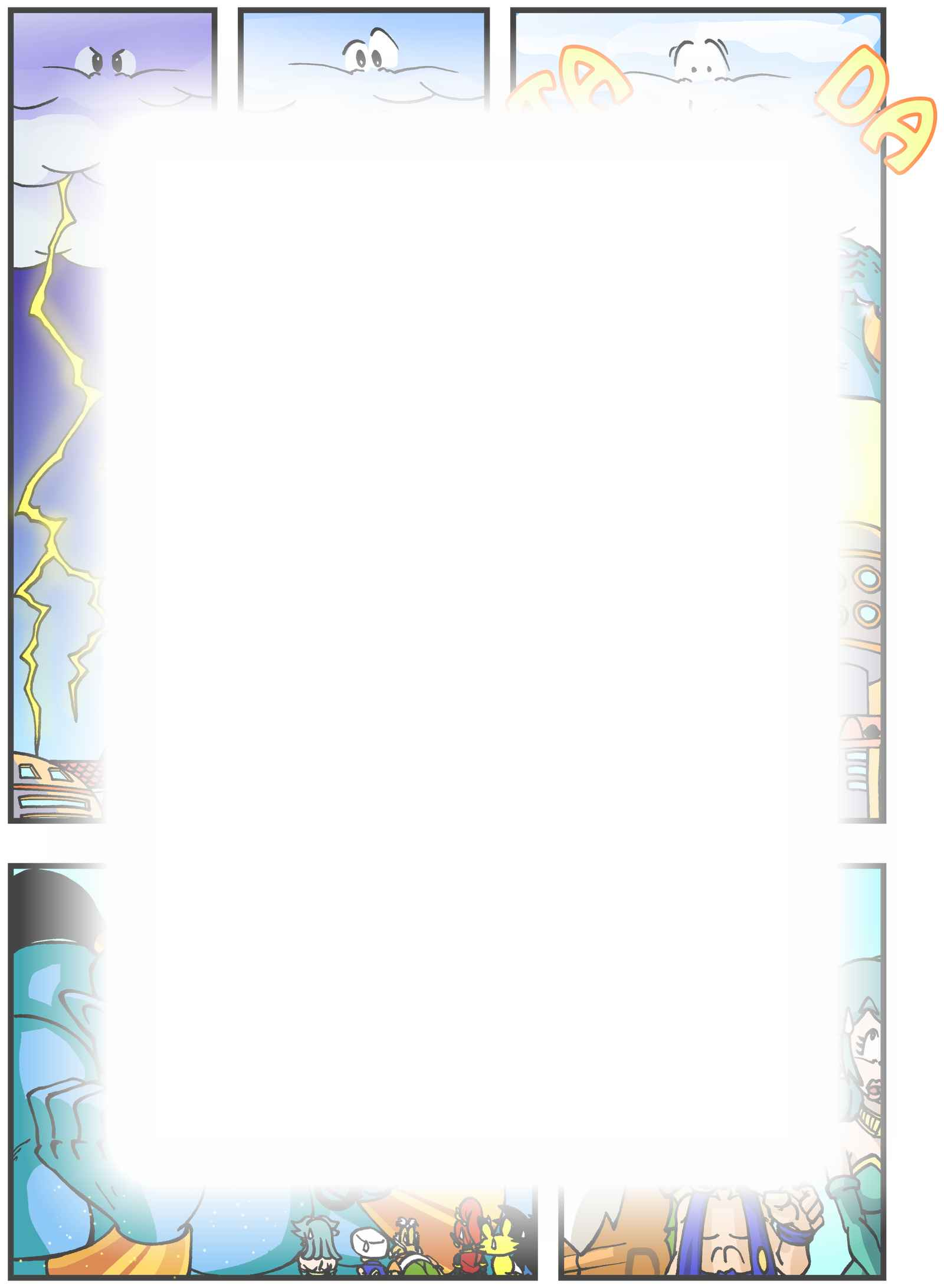 Super Dragon Bros Z : チャプター 5 ページ 2