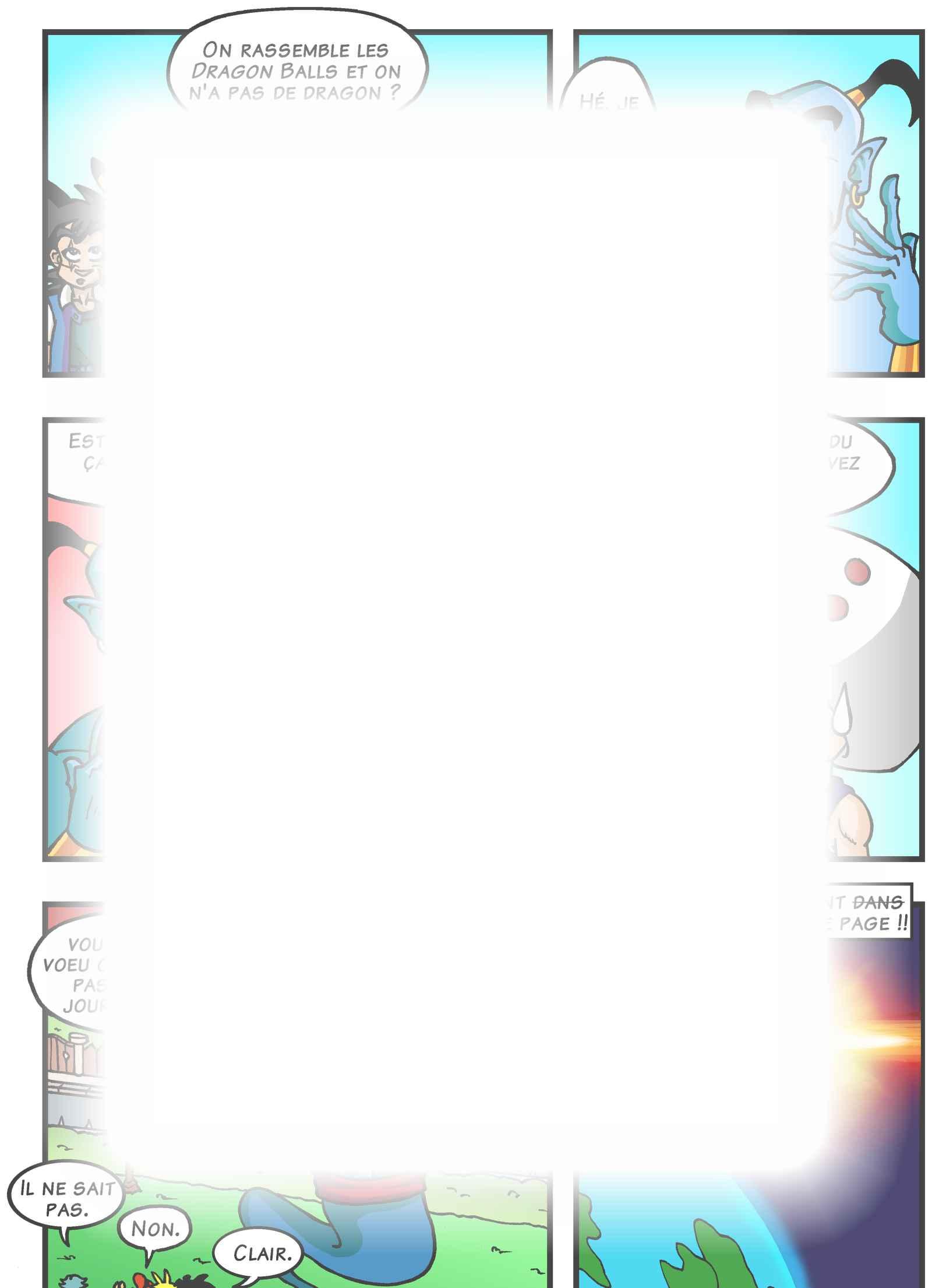 Super Dragon Bros Z : Chapitre 5 page 3