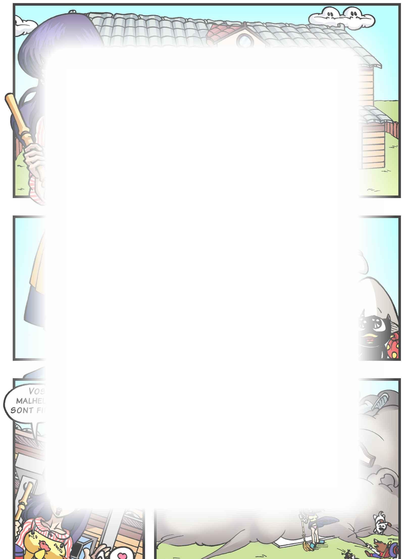 Super Dragon Bros Z : Chapitre 5 page 4