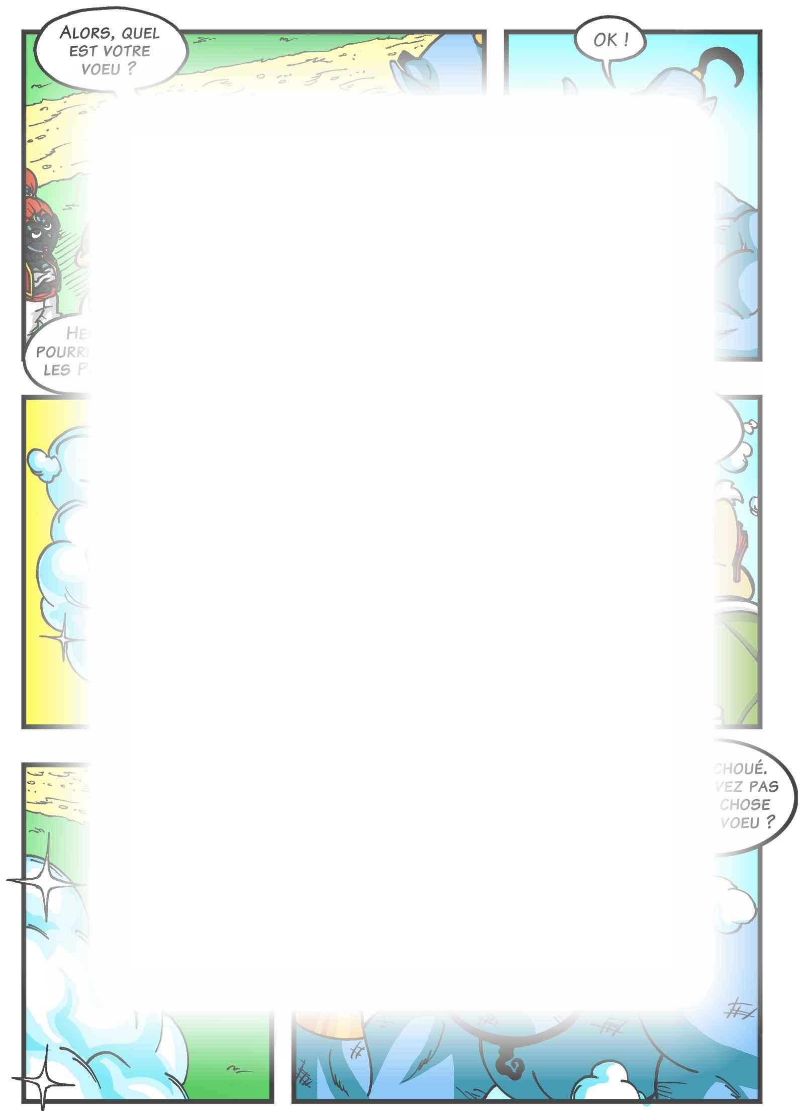 Super Dragon Bros Z : Chapitre 5 page 6