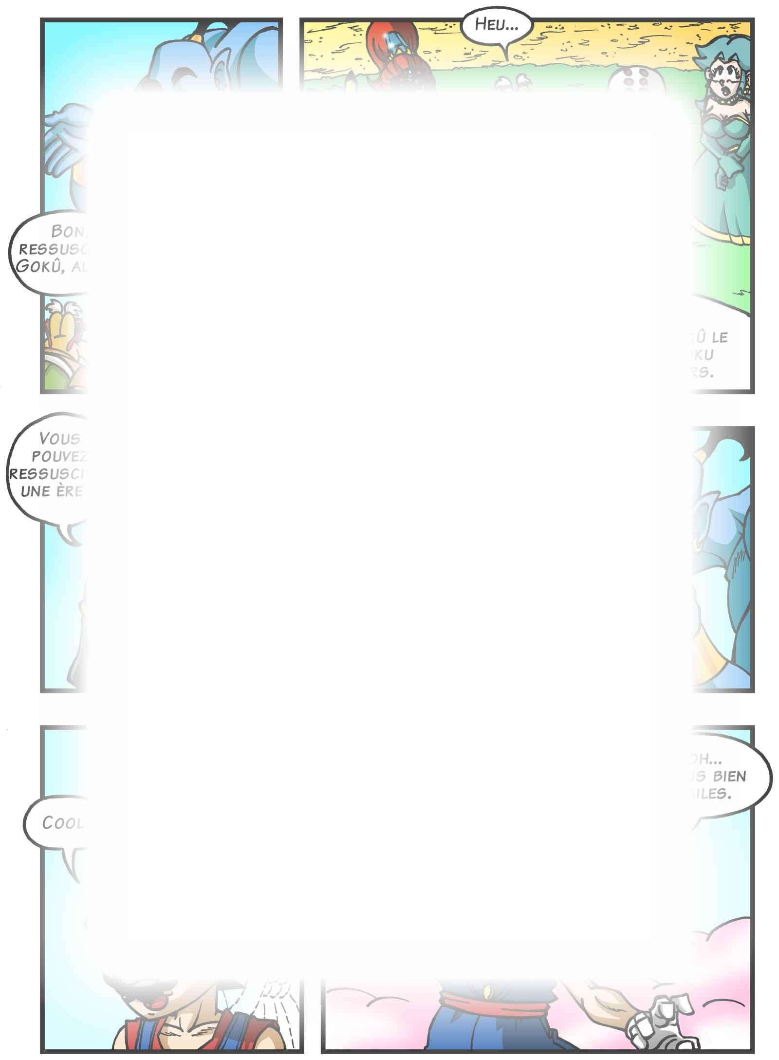 Super Dragon Bros Z : Chapitre 5 page 7
