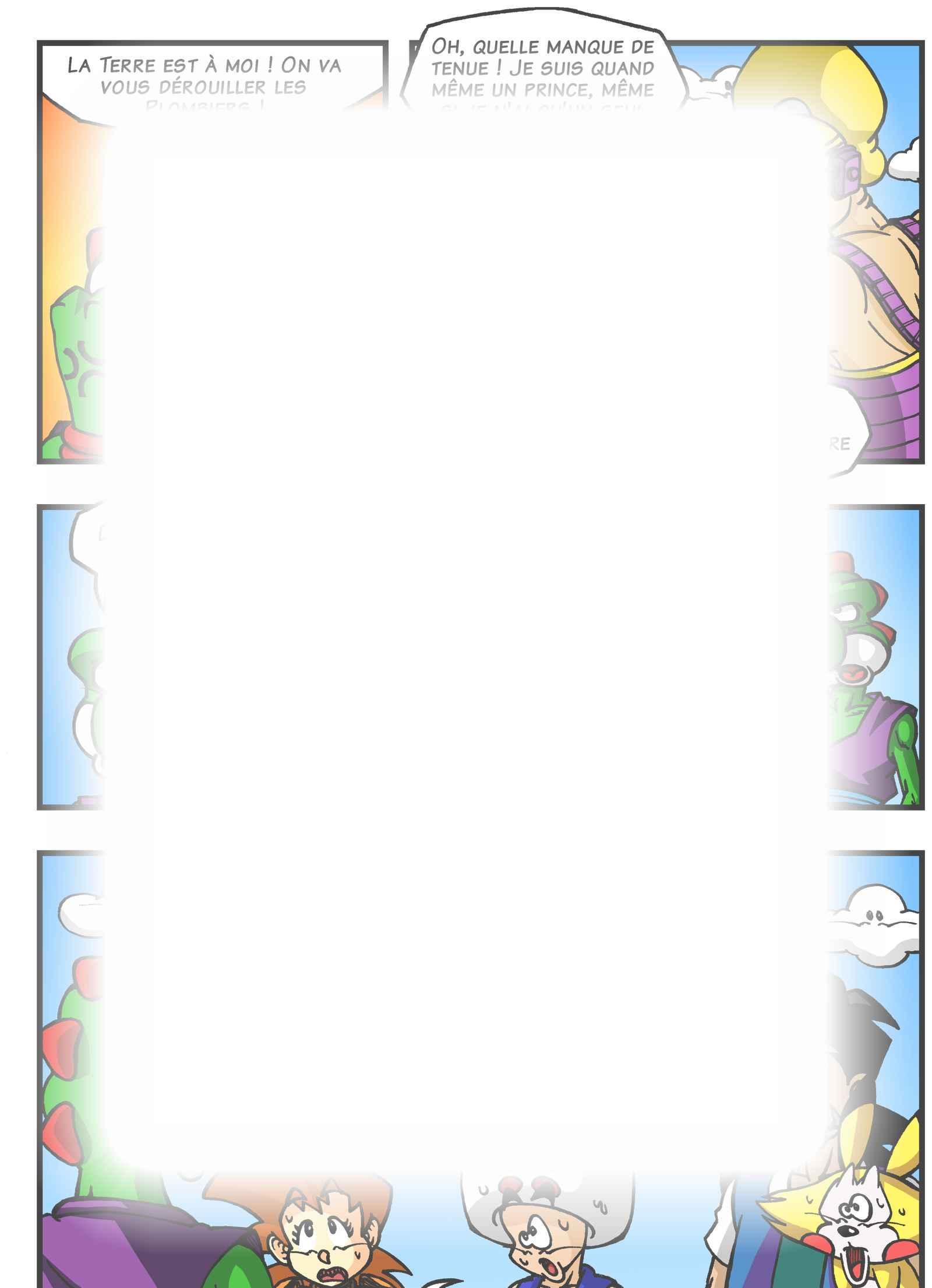 Super Dragon Bros Z : Chapitre 5 page 10
