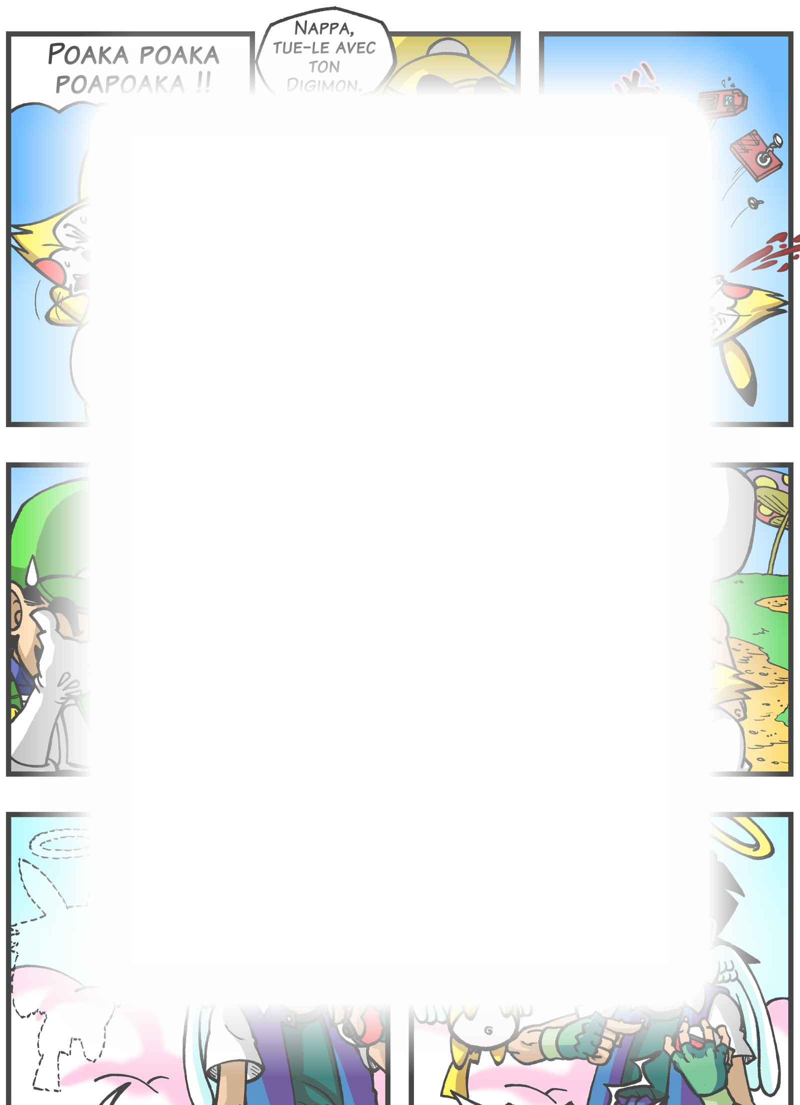 Super Dragon Bros Z : チャプター 5 ページ 13