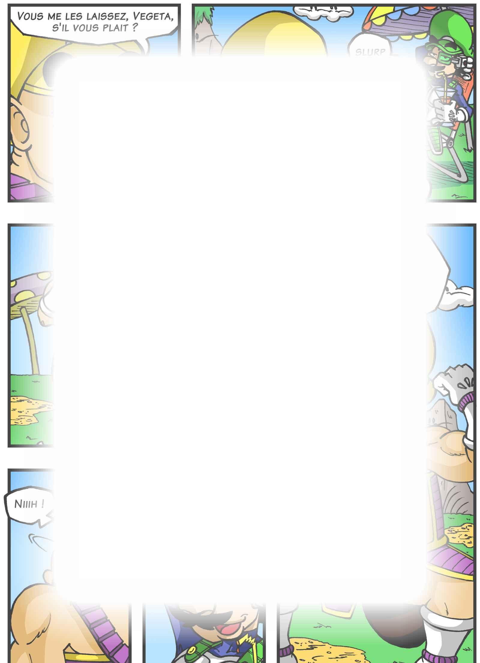 Super Dragon Bros Z : Chapitre 5 page 15