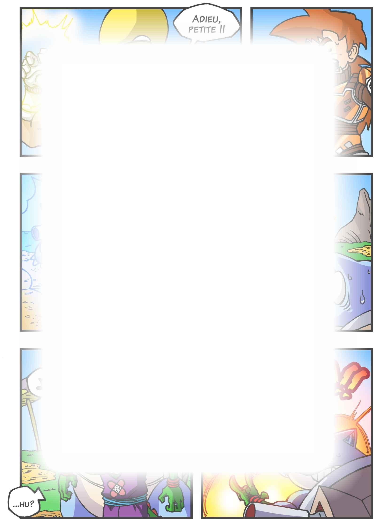 Super Dragon Bros Z : Chapitre 5 page 17