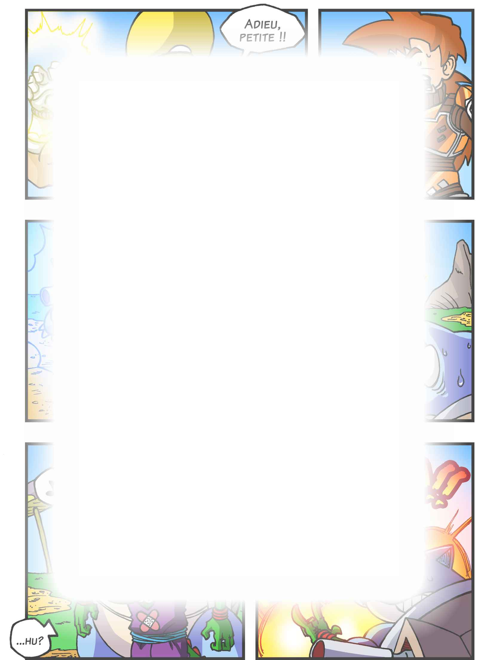 Super Dragon Bros Z : チャプター 5 ページ 17