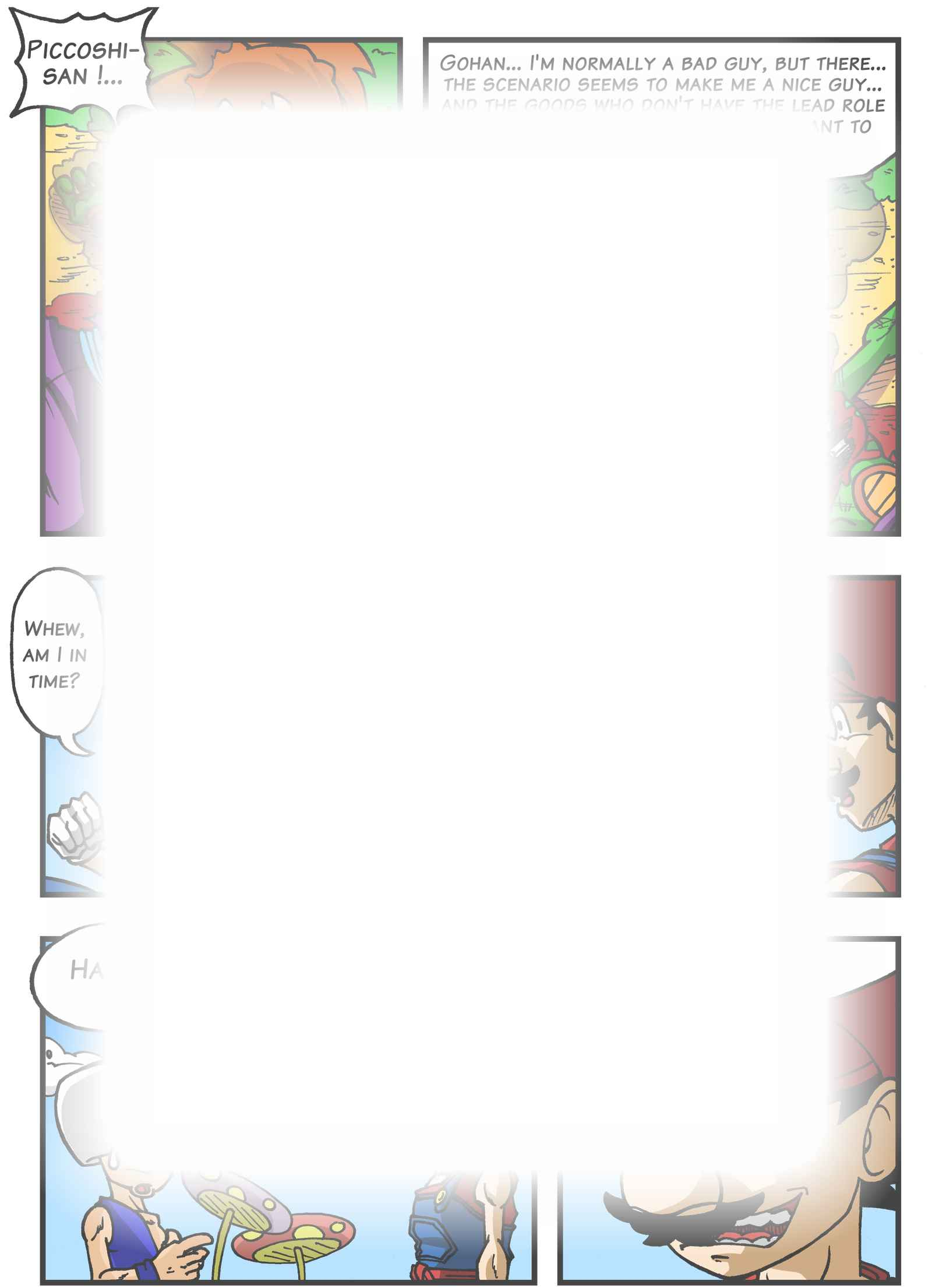 Super Dragon Bros Z : Глава 5 страница 18